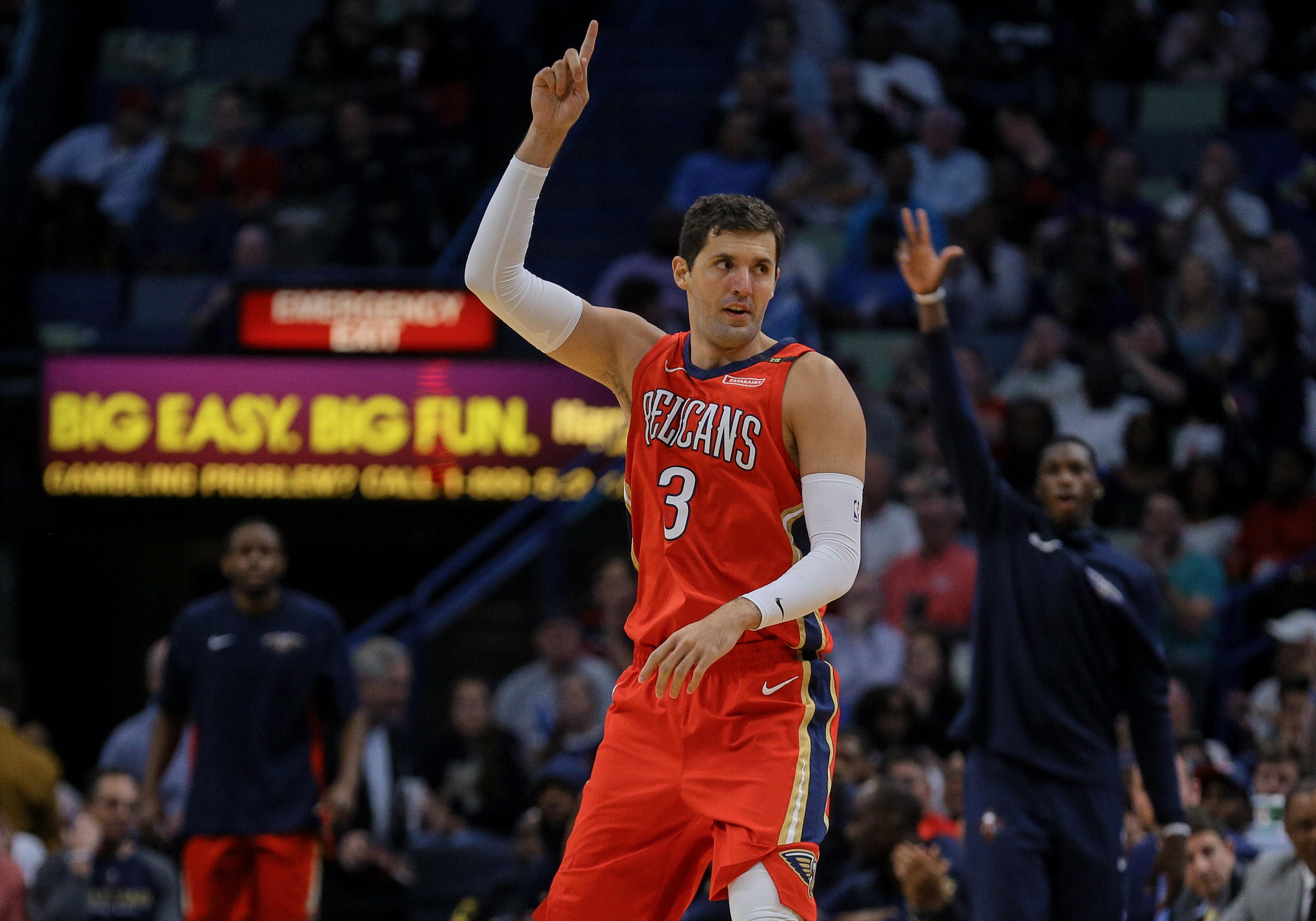 NBA: San Antonio Spurs at New Orleans Pelicans
