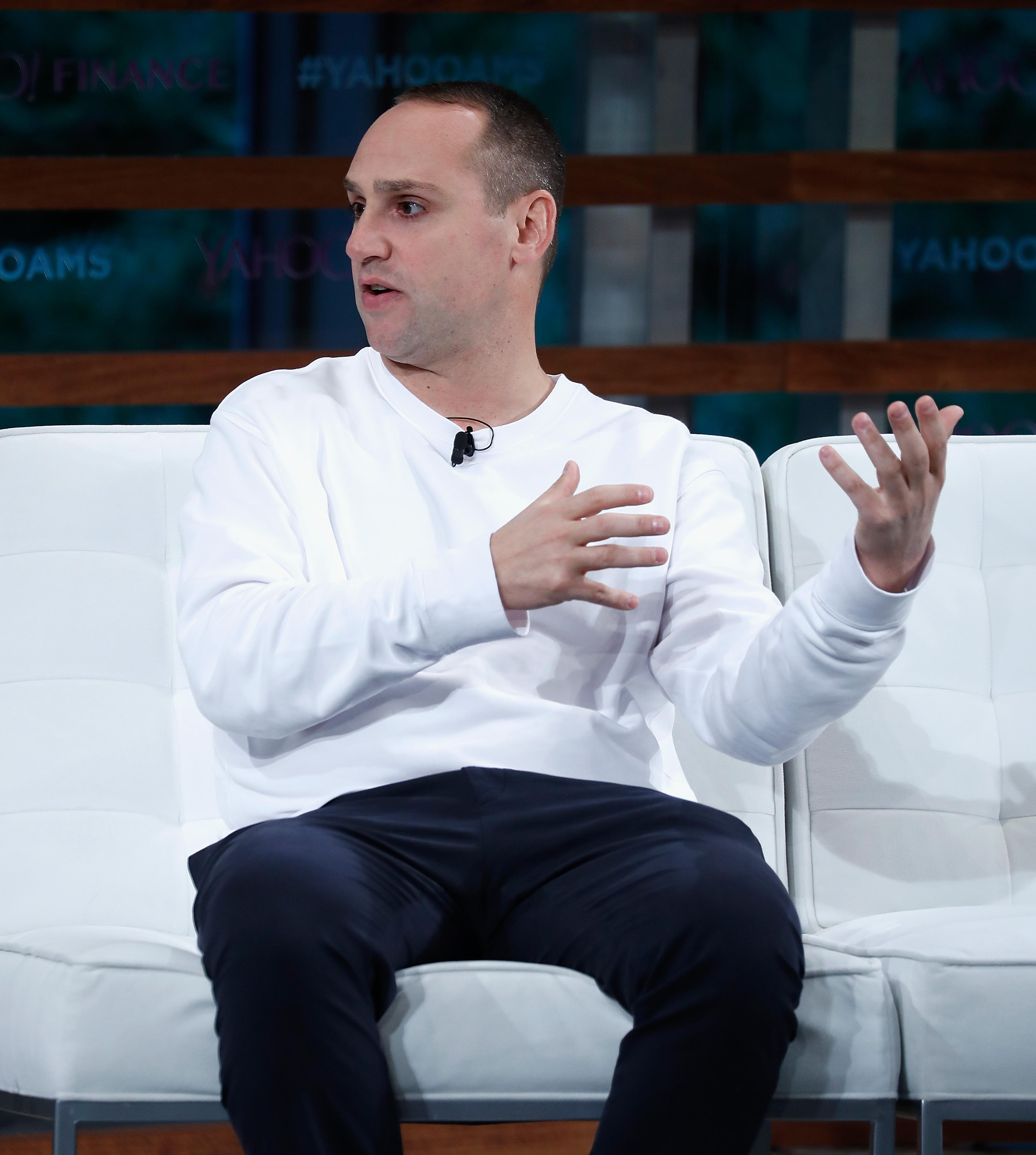 ShopRunner founder Michael Rubin at the 2018 Yahoo Finance All Markets Summit