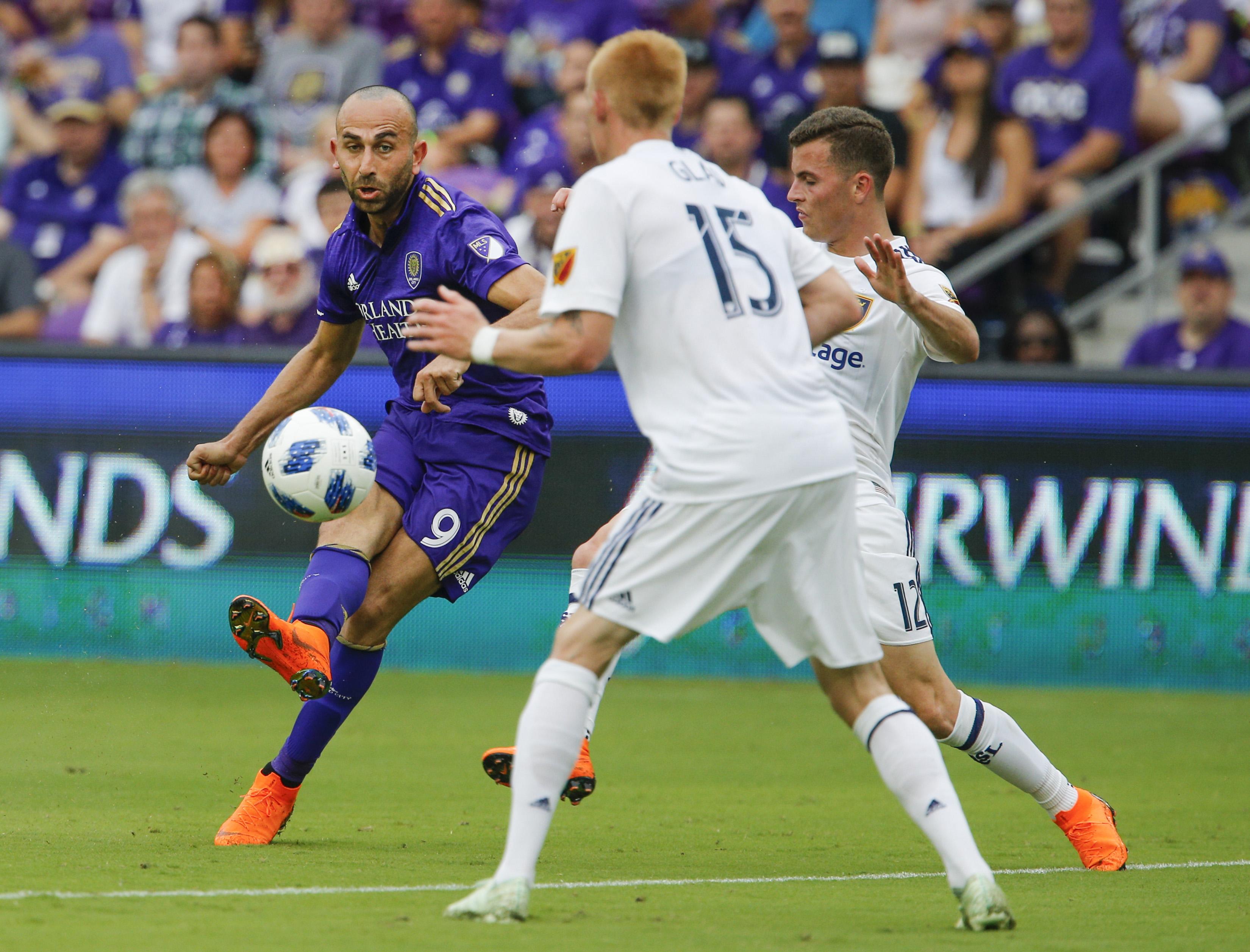 MLS: Real Salt Lake at Orlando City SC