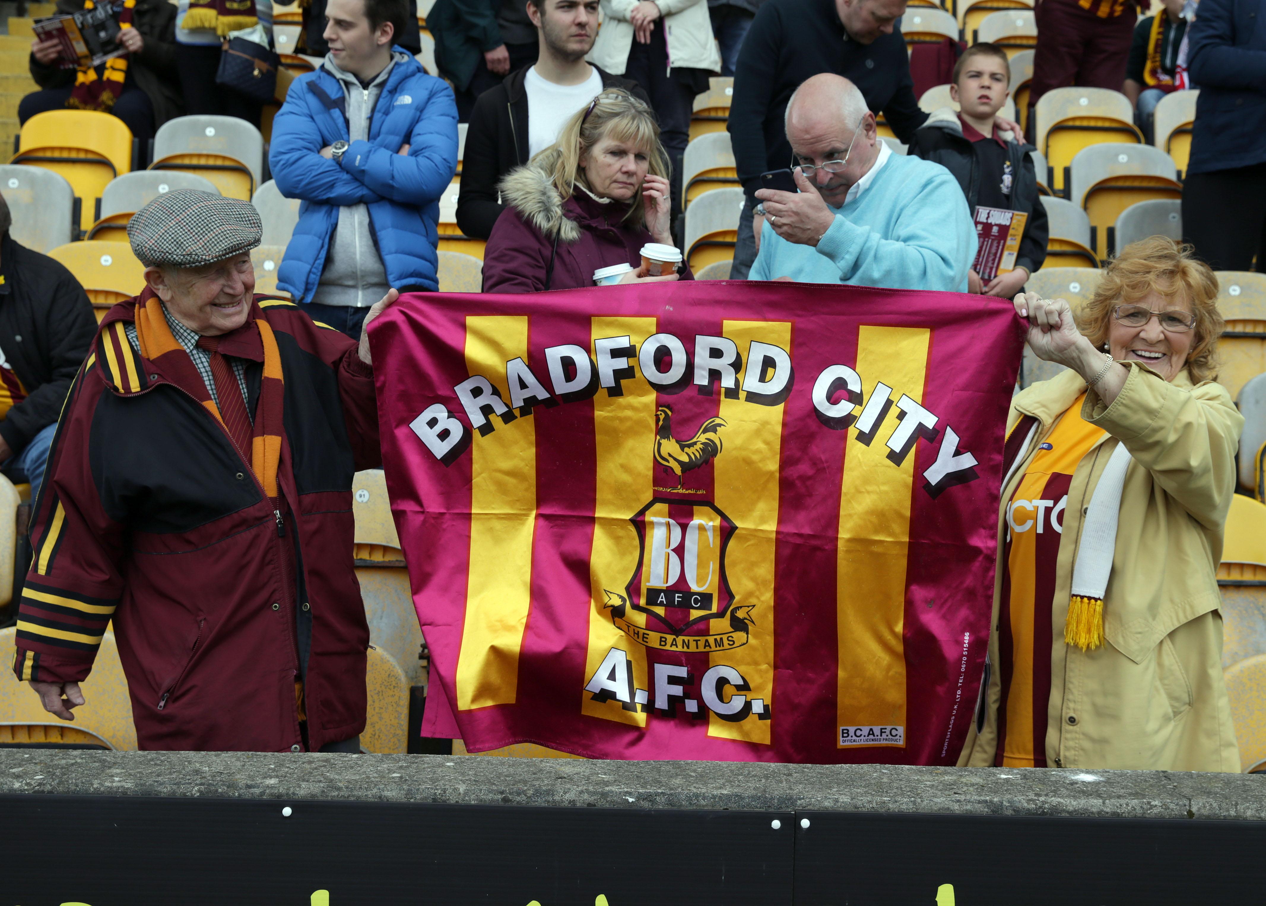 Bradford City v Barnsley - Sky Bet League One