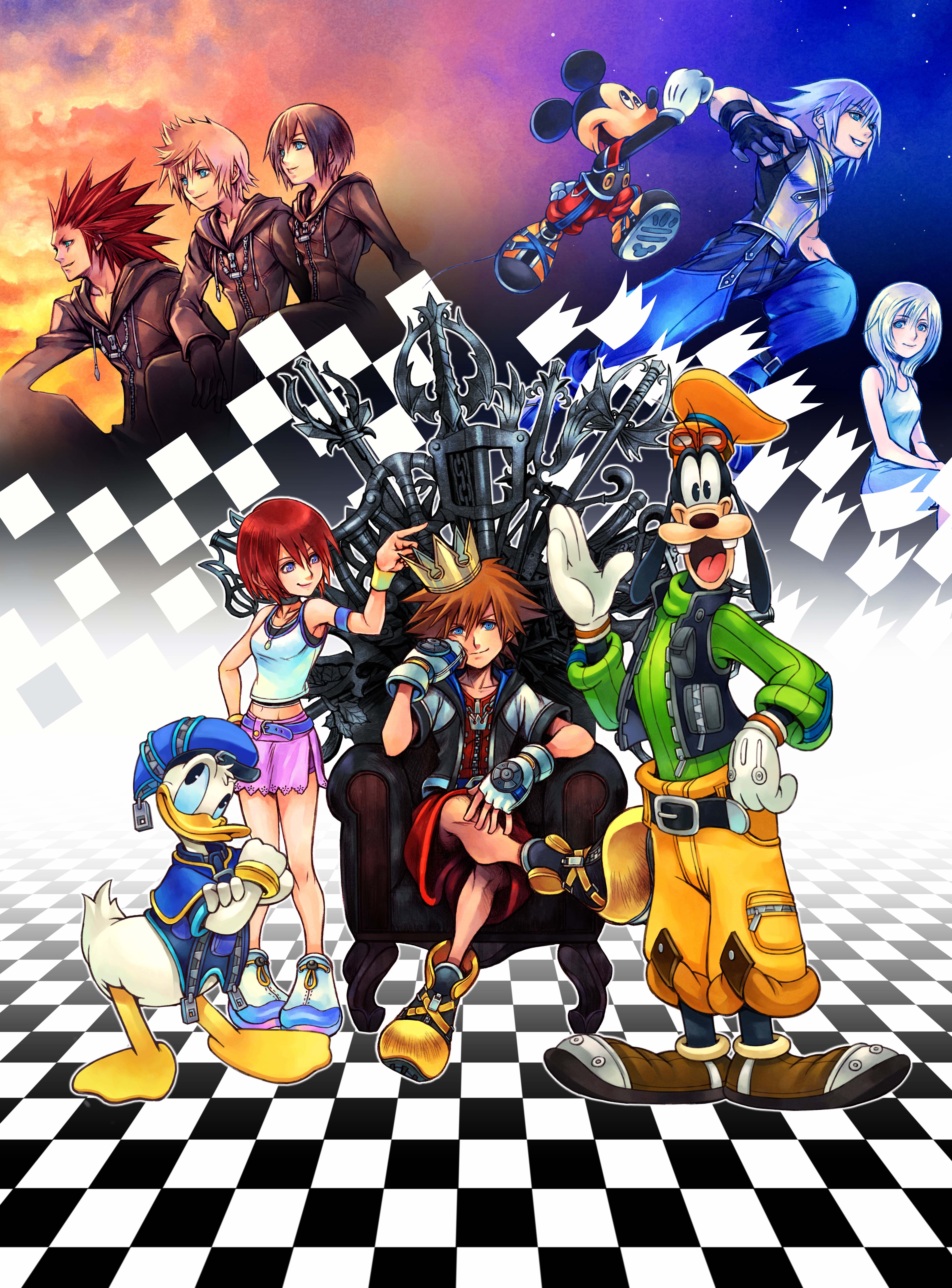 Kingdom Hearts: The Story So Far collects the entire saga on PS4