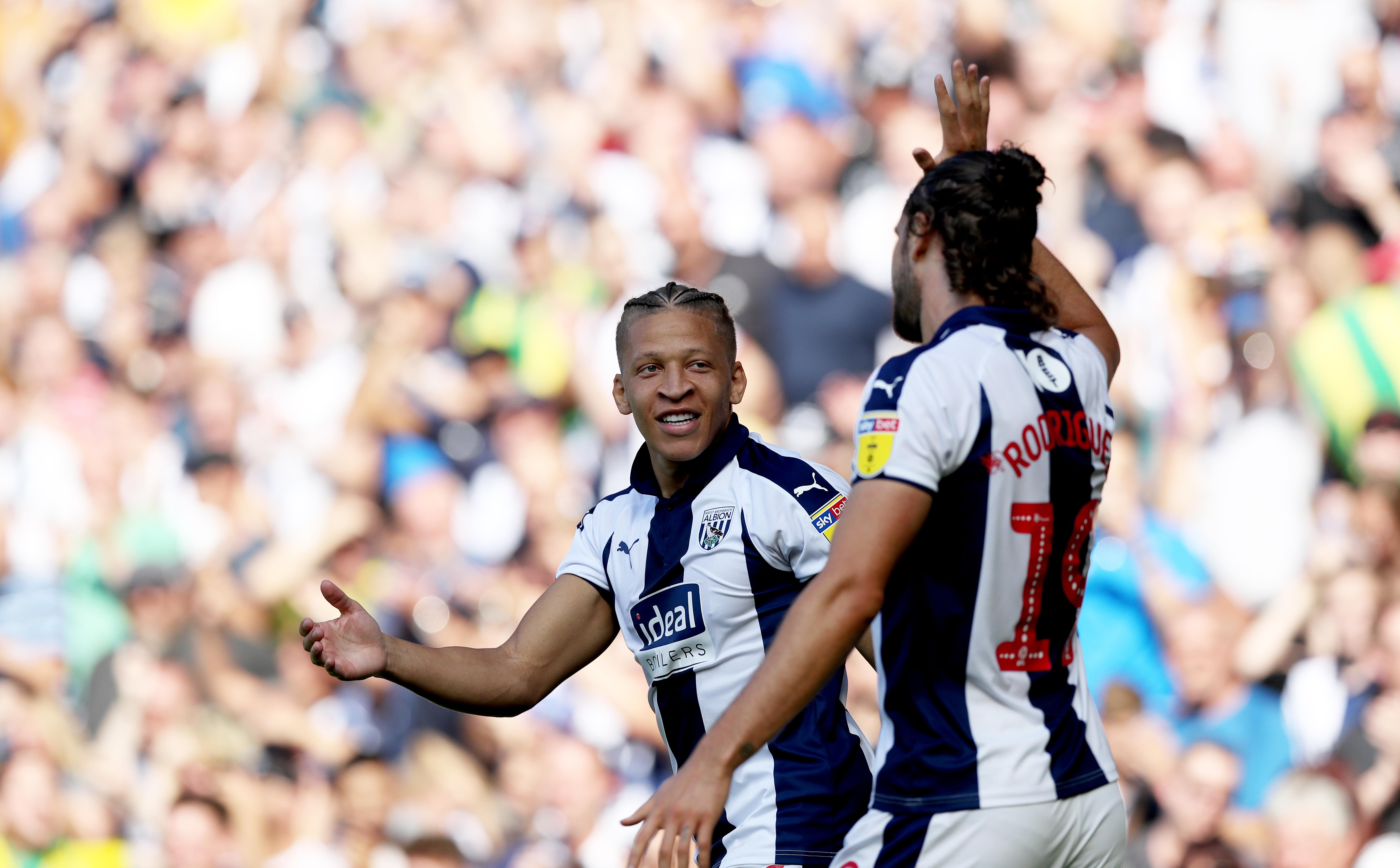 West Bromwich Albion v Stoke City - Sky Bet Championship