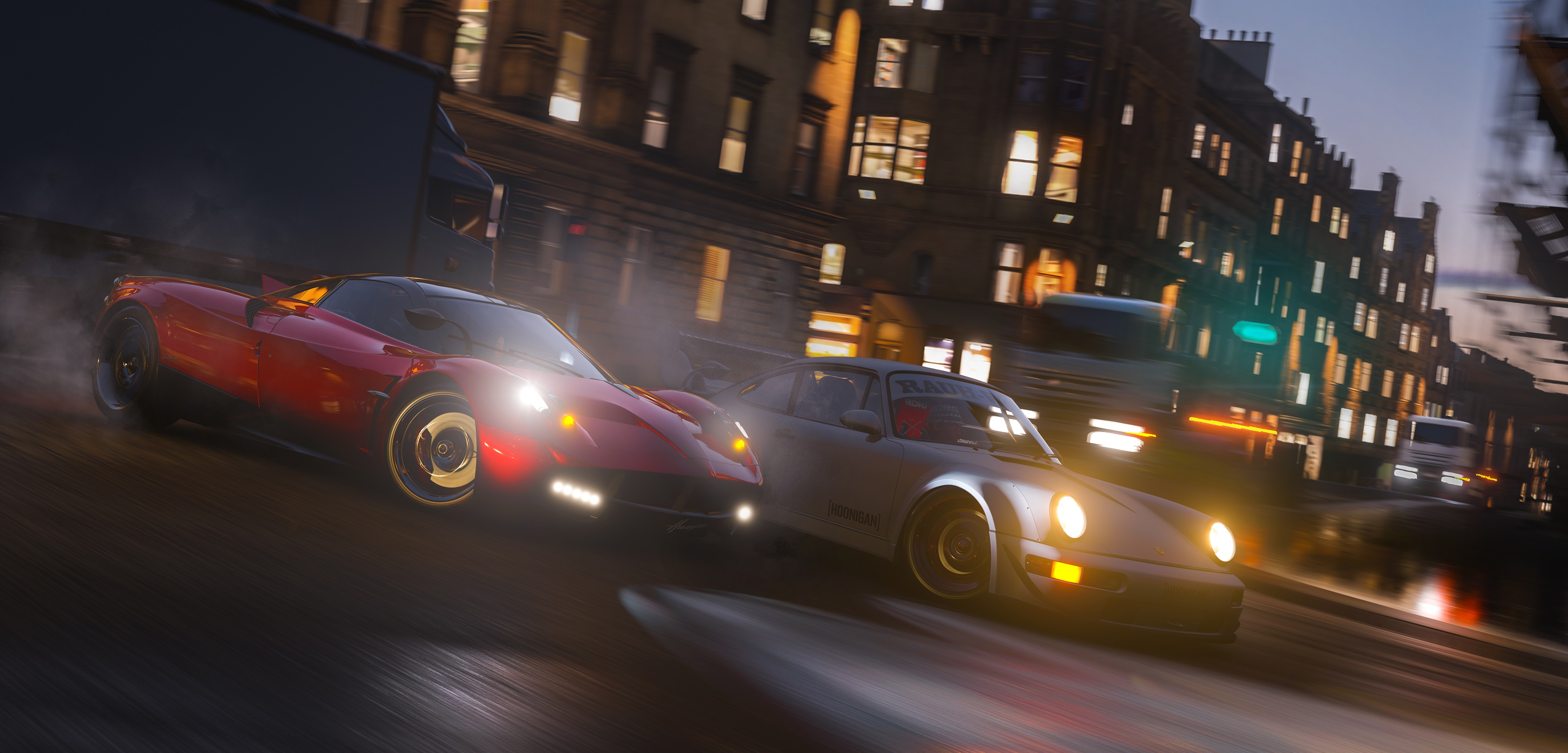 Forza Horizon 4's online play is confusing and confining, but still worth the ride