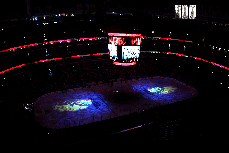 San Jose Sharks v Chicago Blackhawks - Game Four