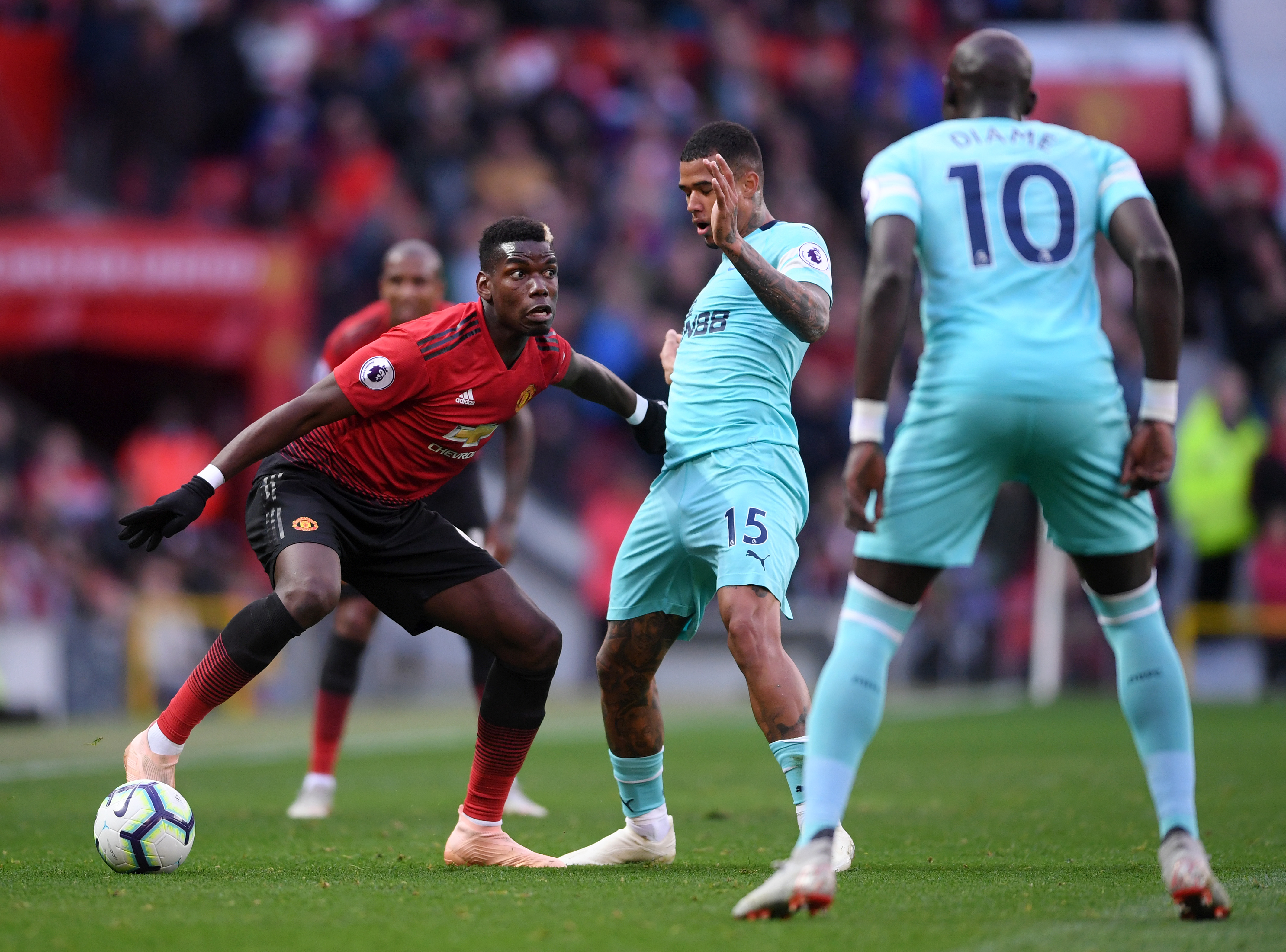 Jose Mourinho deserves no credit and Paul Pogba was right