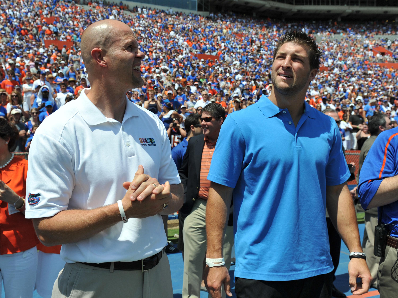 Florida Gators Orange and Blue spring football game