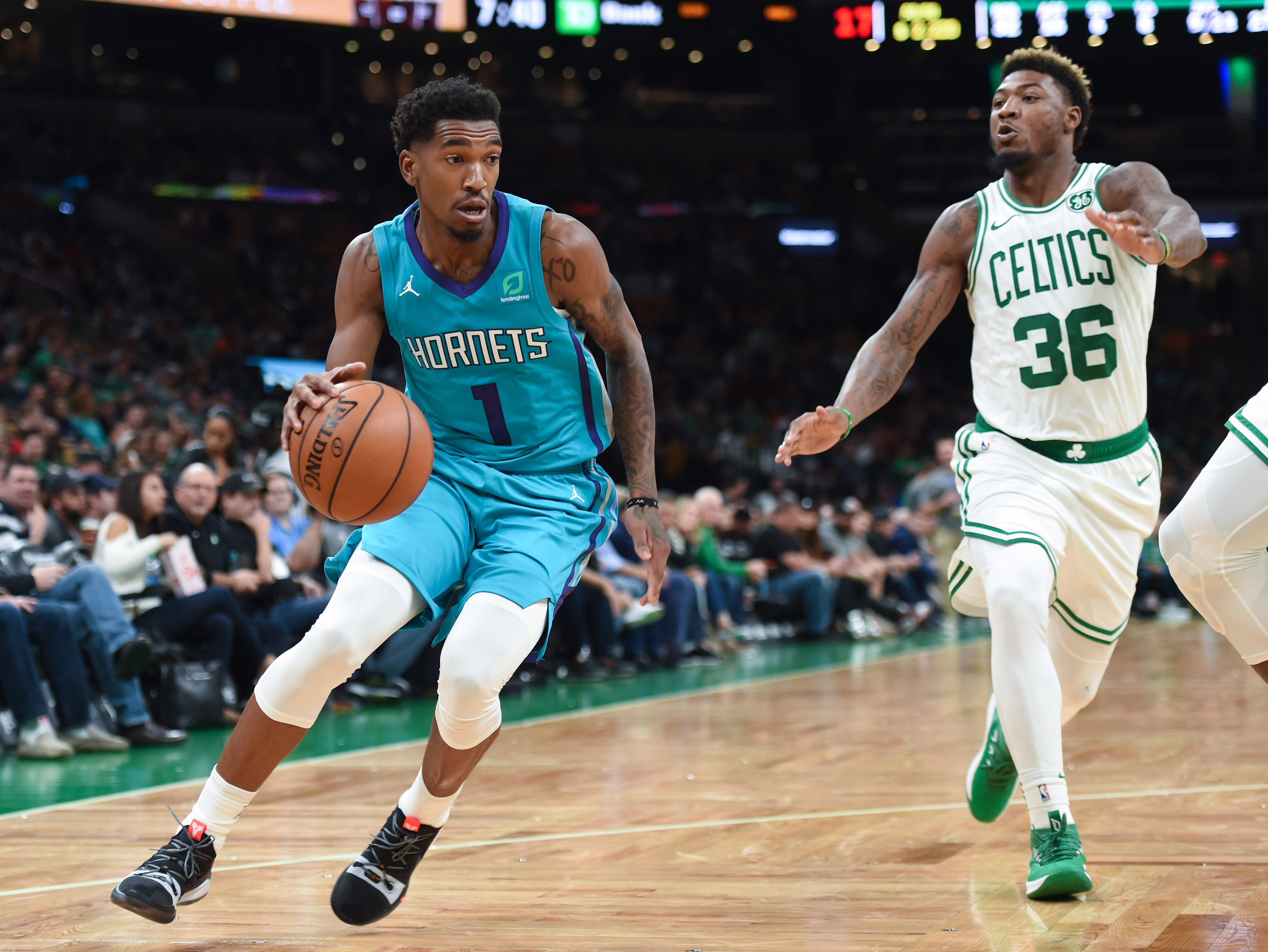 2018-19 Season Preview: Malik Monk is poised for a role