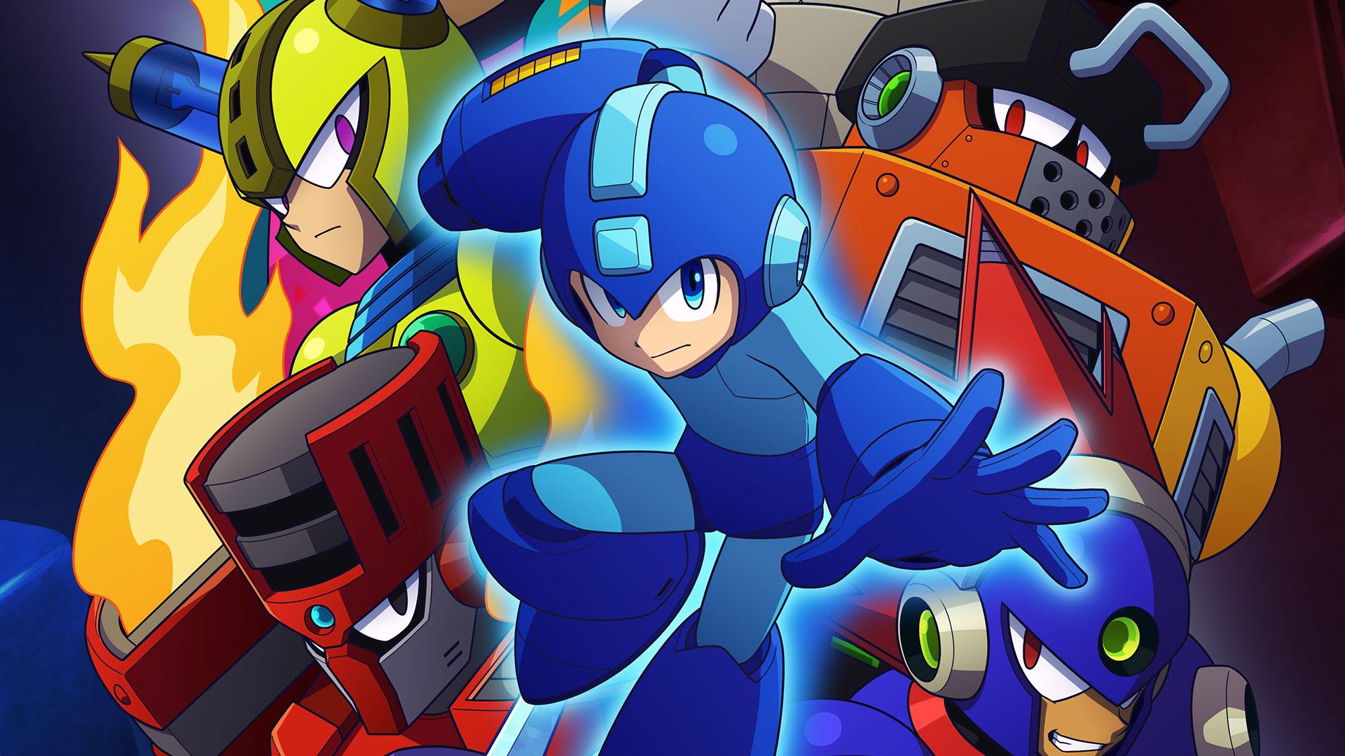 Mega Man 11 boss (and boss order) guide - Polygon