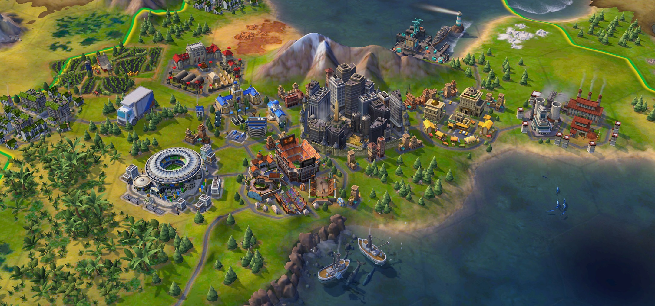 Civilization 6 on iPhone is a near-perfect port of the original PC game