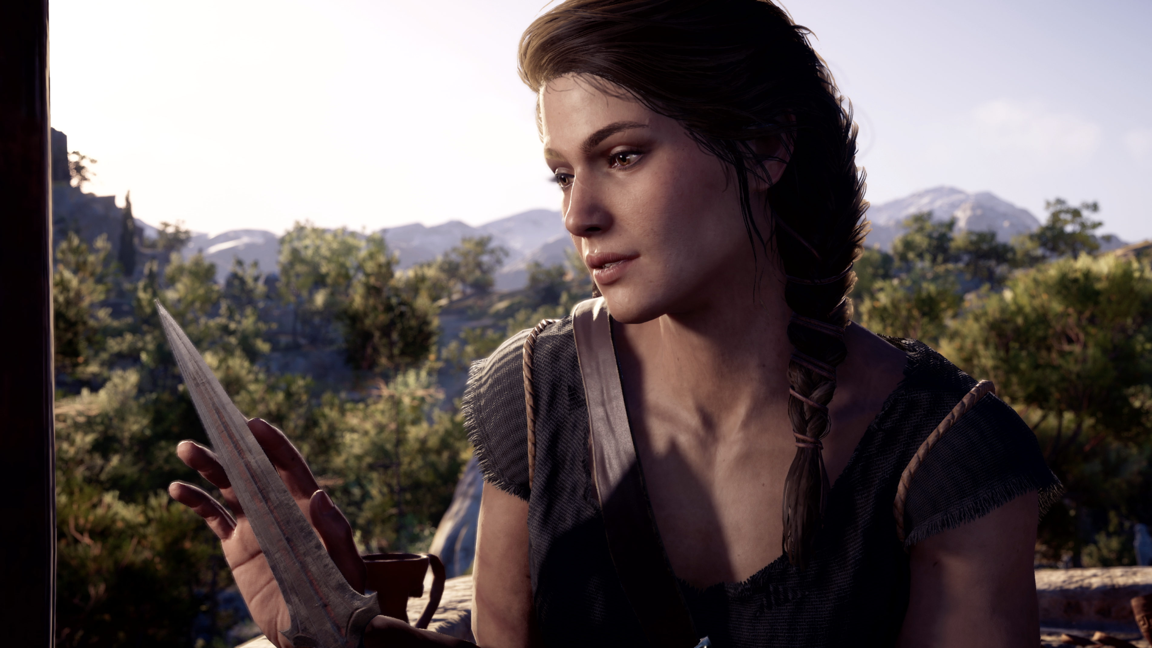 In Assassin's Creed Odyssey, Kassandra is better than Alexios