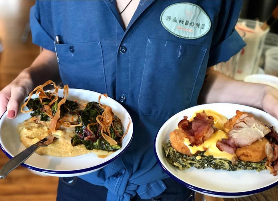 Hambone Adds Dinner Hours With Fried Boudin and Crab Boil Mozzarella
