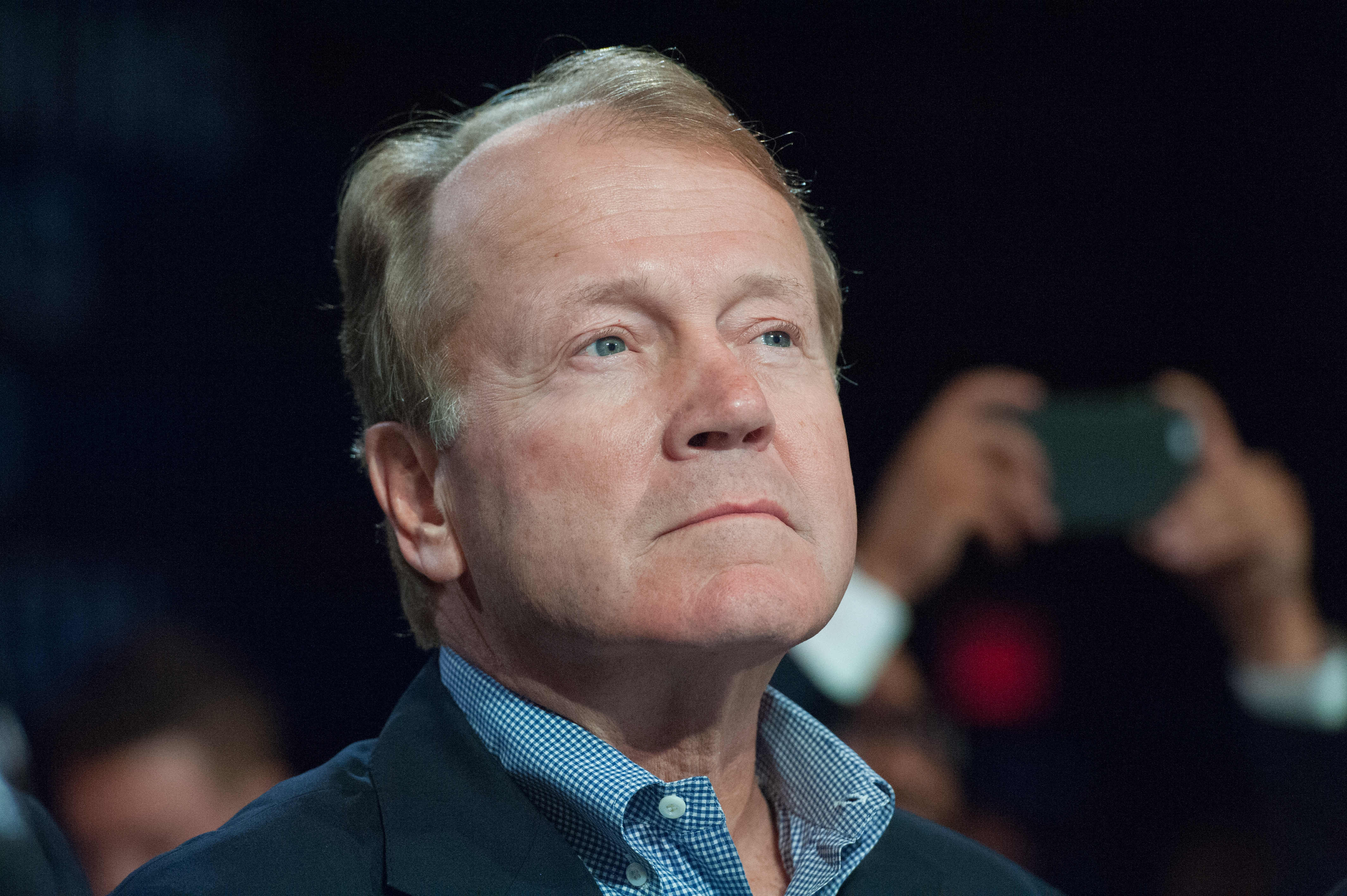 Former Cisco CEO John Chambers