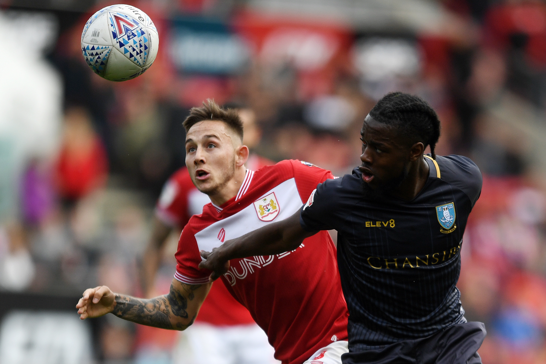 Bristol City v Sheffield Wednesday - Sky Bet Championship