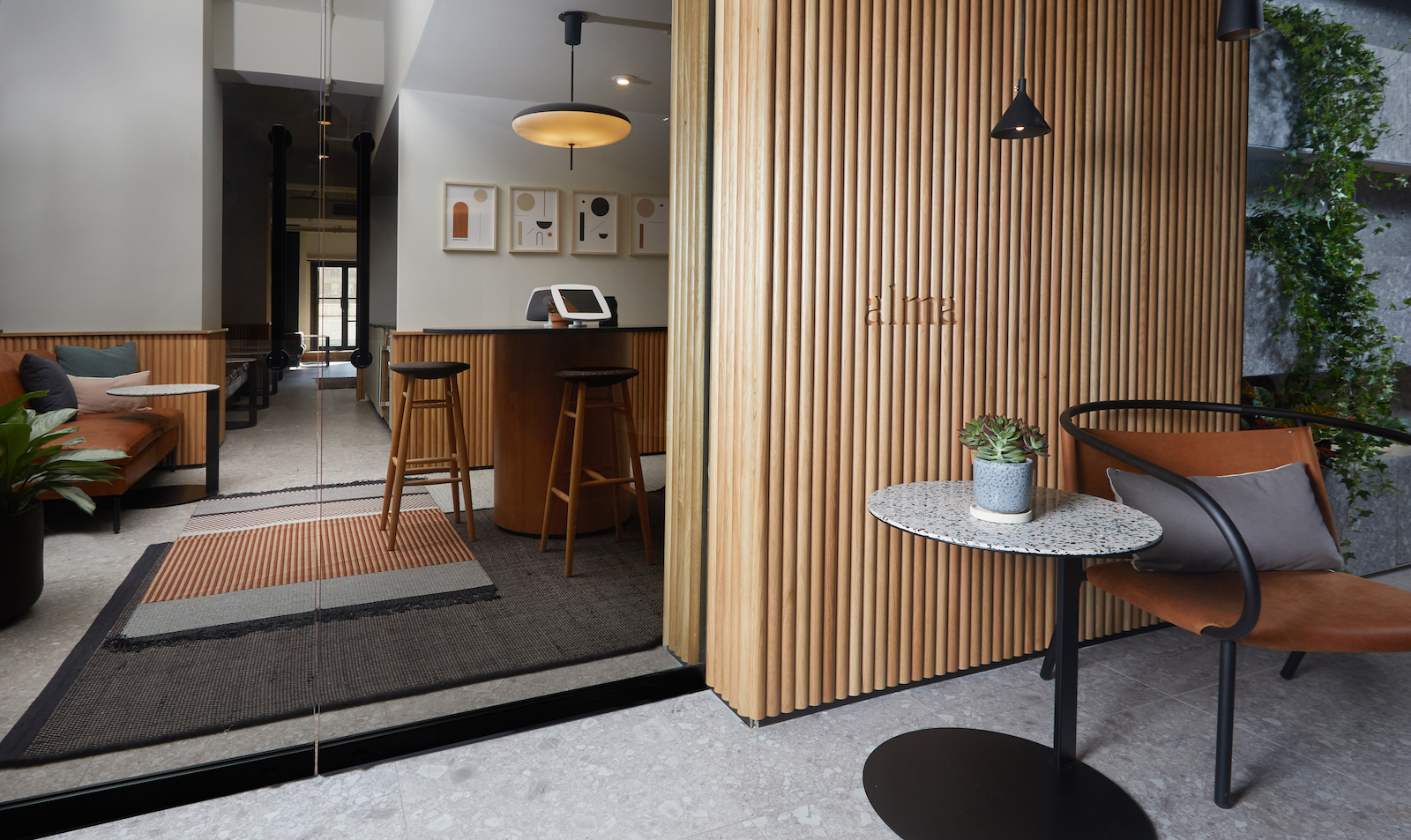 Alma, The WeWork Of Therapy, Opens Its First Stylish Care Center