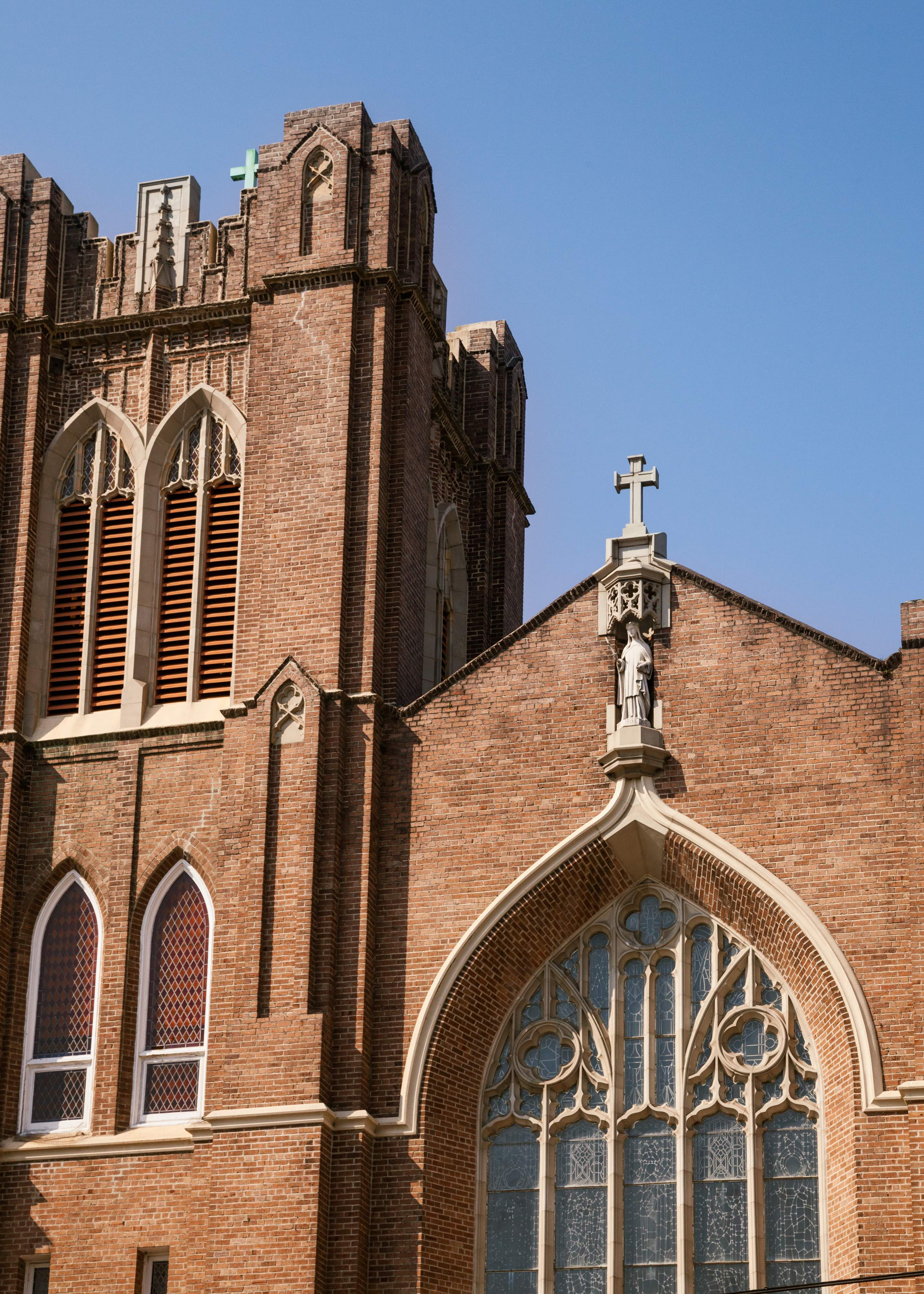 A former church in the 7th Ward is now a hub for arts education and business