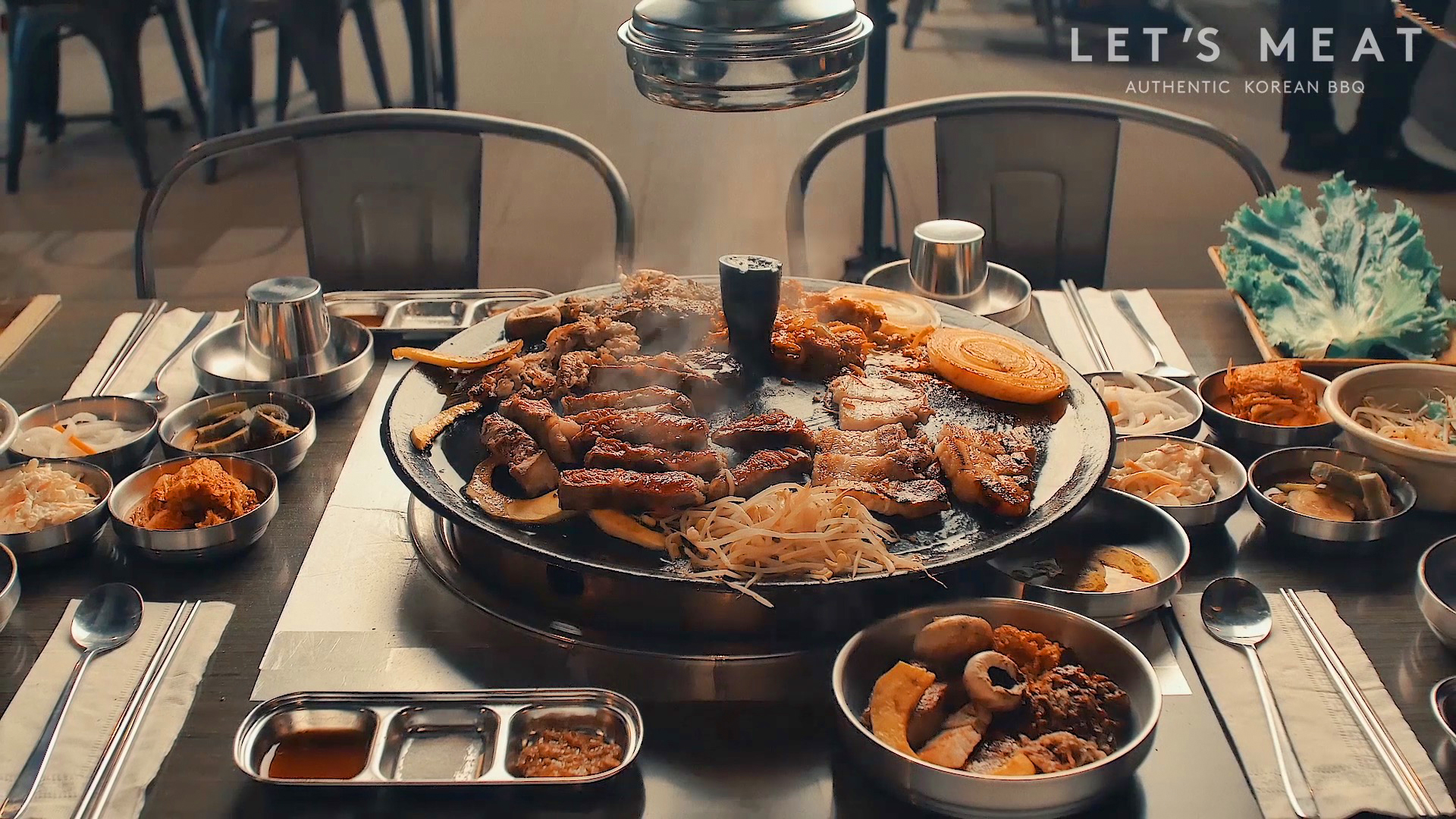 Manhattan Now Has a $40 All-You-Can-Eat Korean Barbecue Restaurant