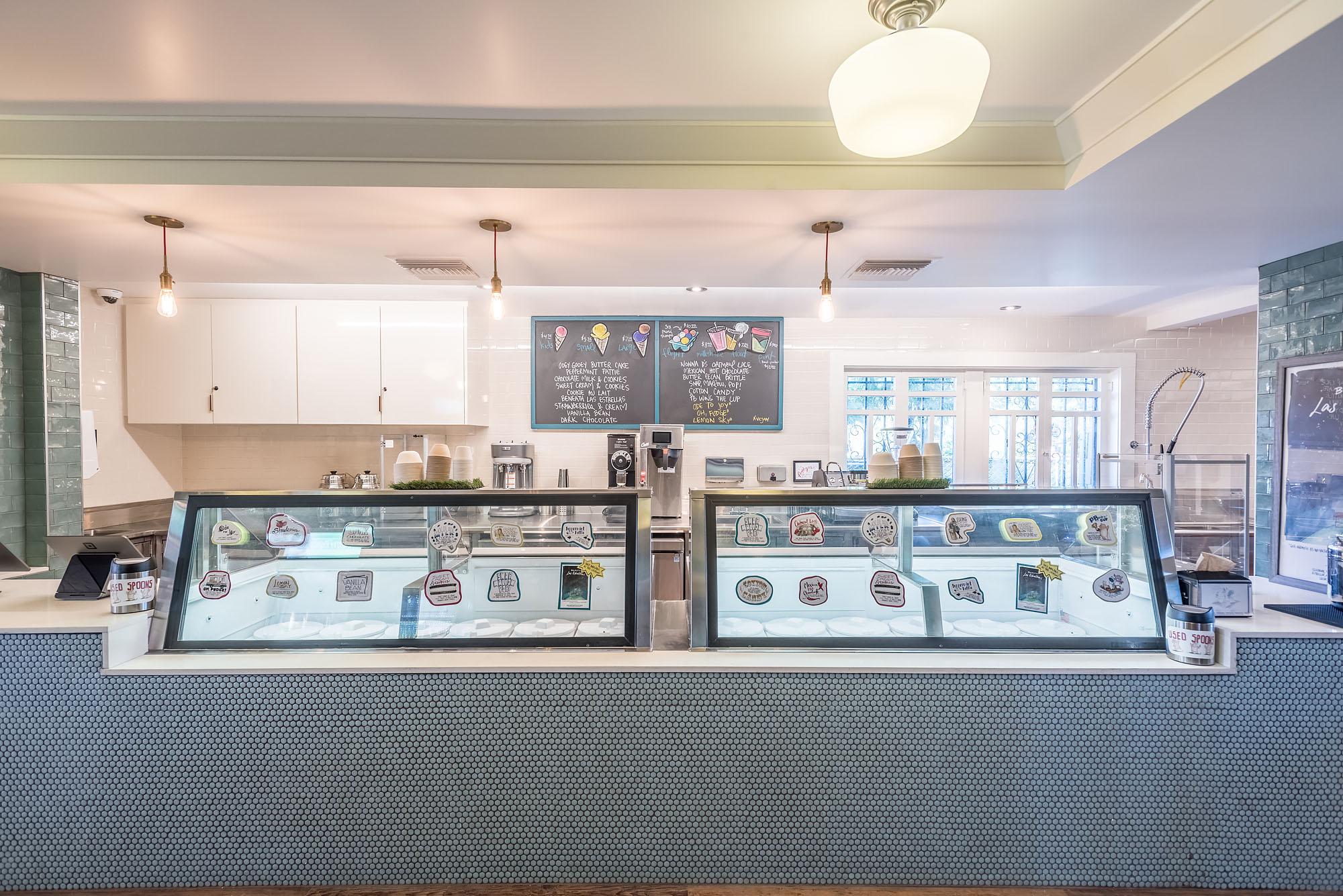 Ample Hills Creamery Opens a Classic Ice Cream Shop Inside a Los Feliz Bungalow