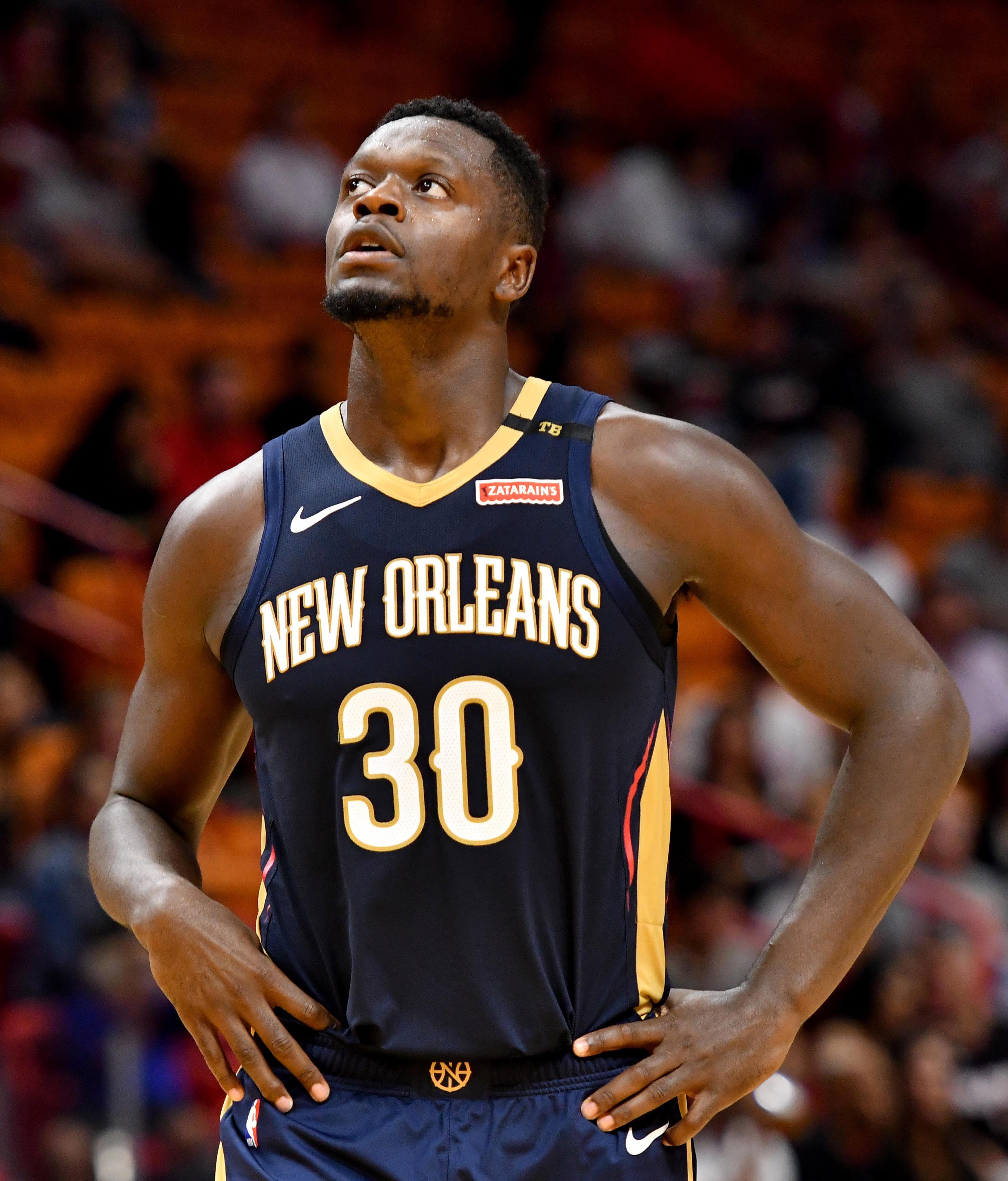 NBA: Preseason-New Orleans Pelicans at Miami Heat