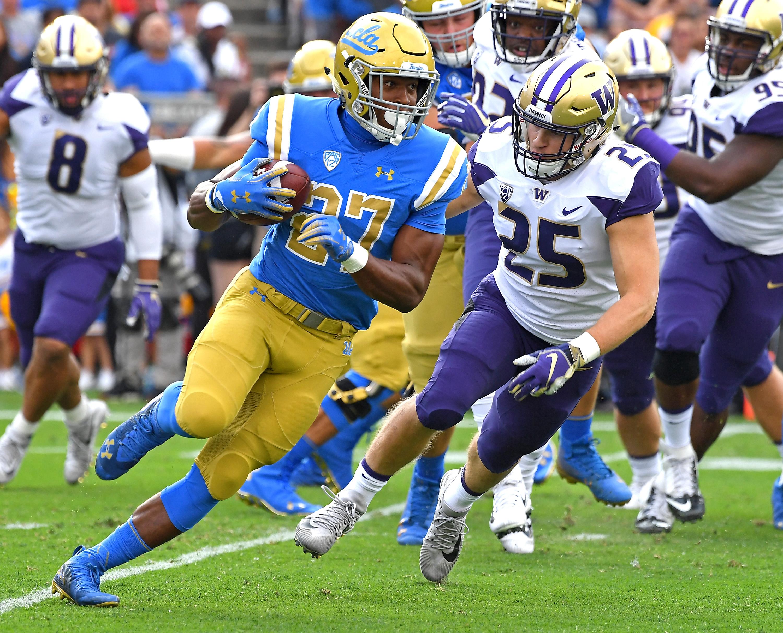 Washington v UCLA