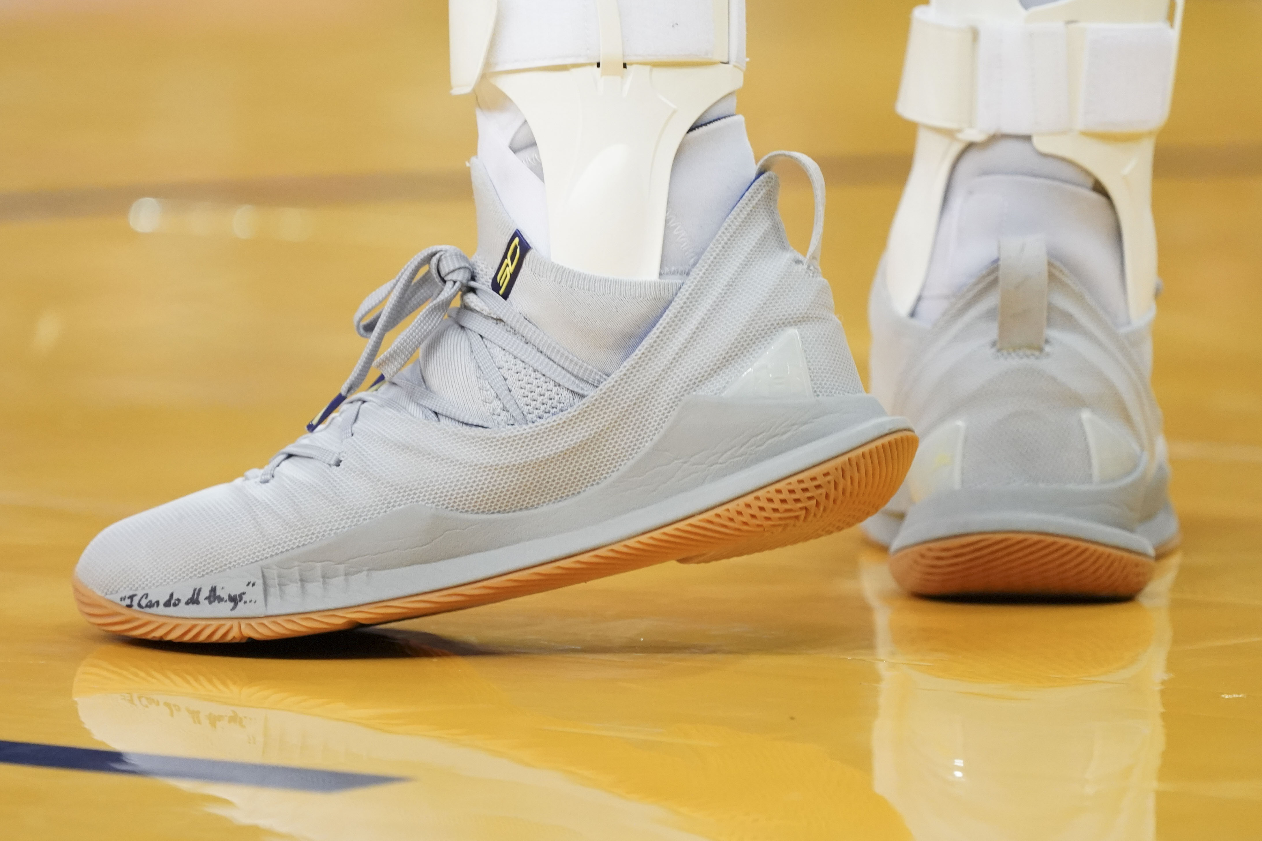 20a2594a144 Not Your Average Review  Under Armour Curry 5 - Peachtree Hoops