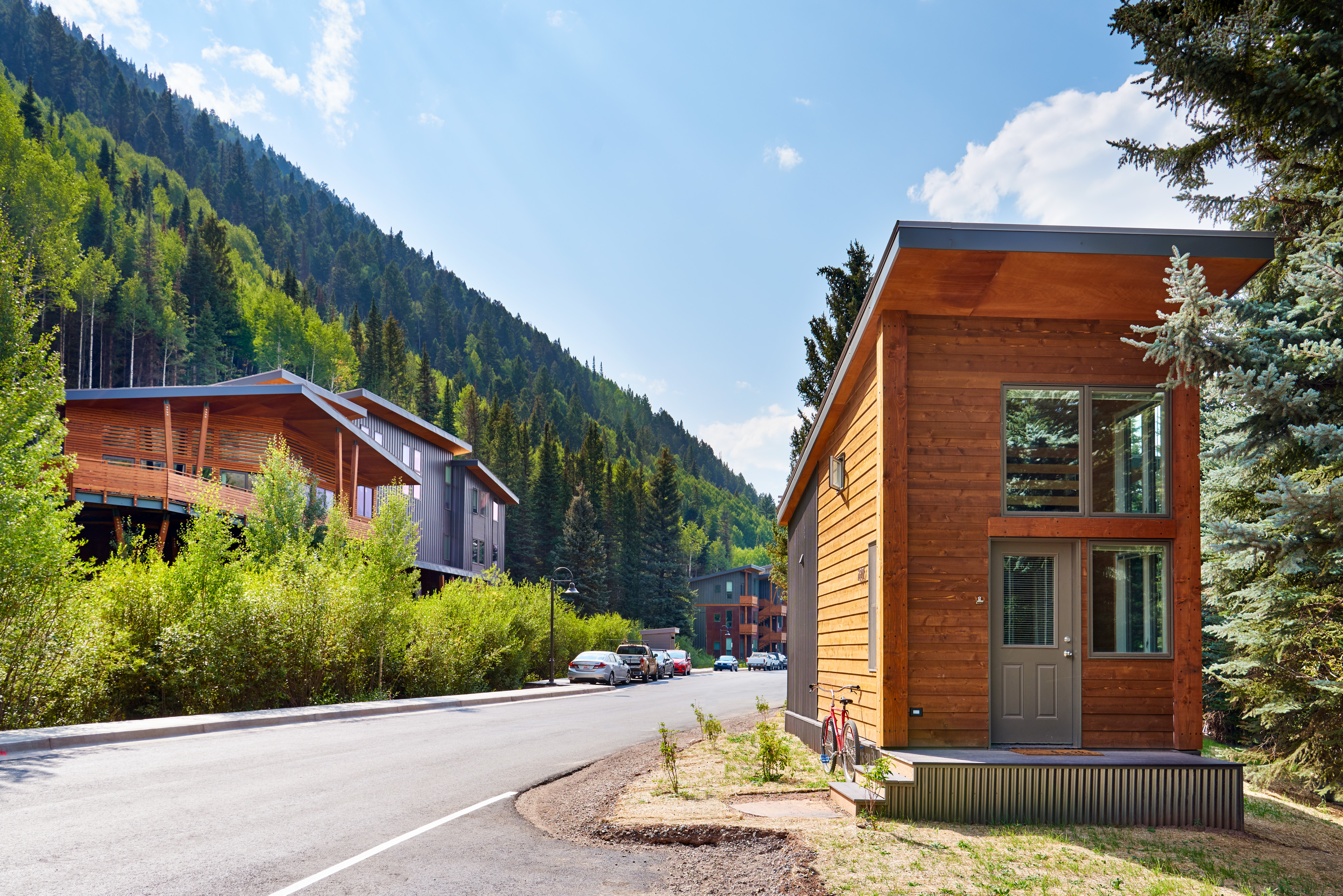 This Affordable Housing Complex Is A Model For Pricey Ski