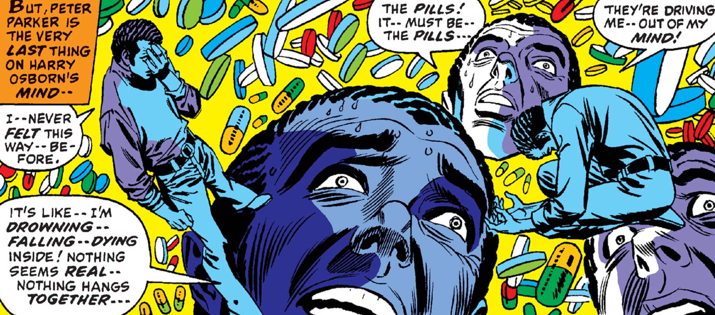 That time a legendary Batman editor was dared to put LSD in Stan Lee's coffee