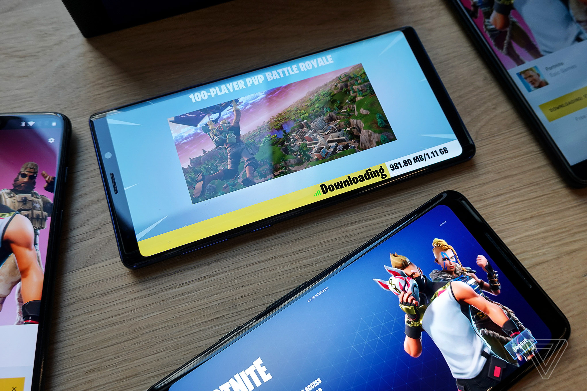 Fortnite on Android is now available for everyone - The Verge