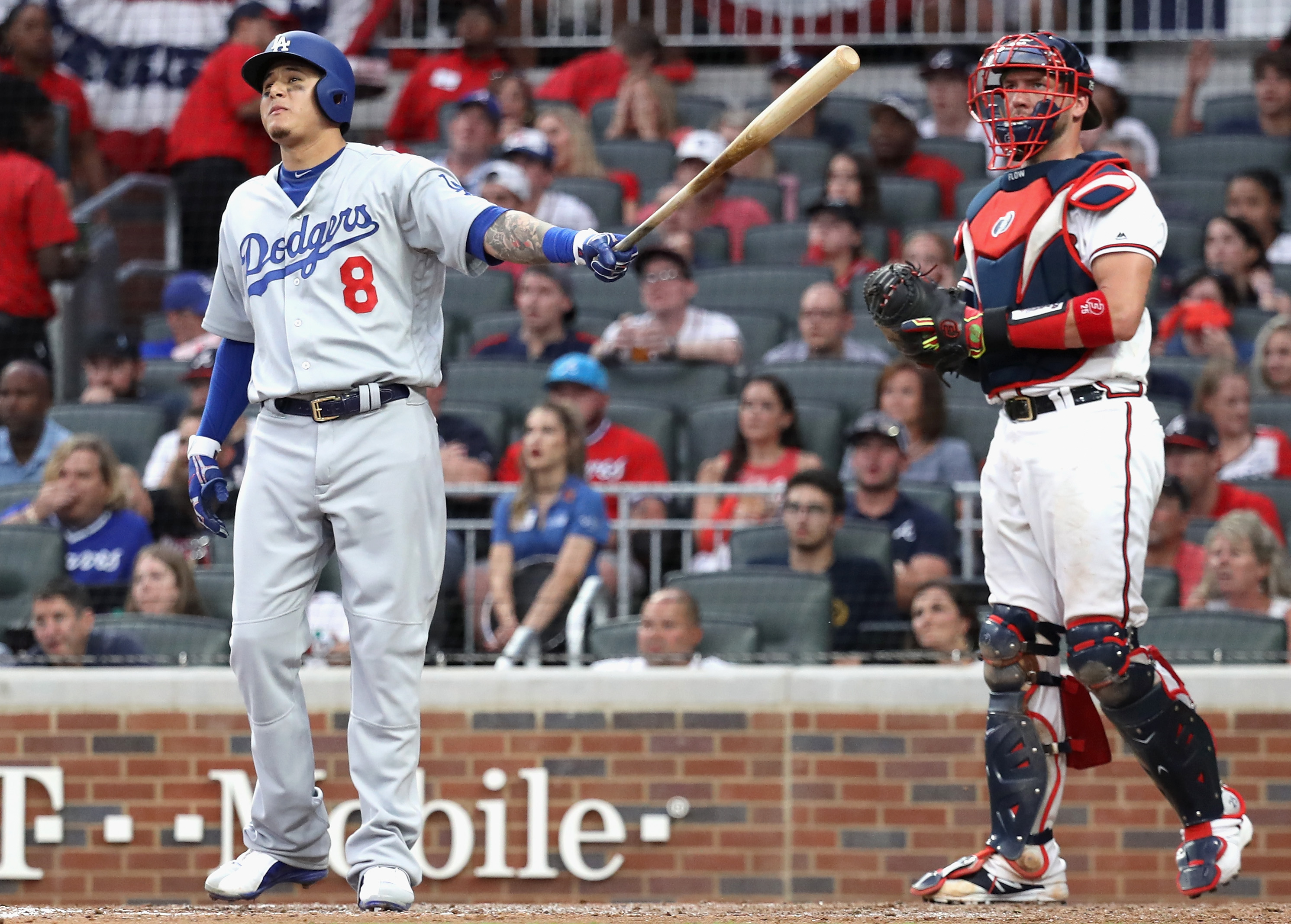 Divisional Round - Los Angeles Dodgers v Atlanta Braves - Game Four