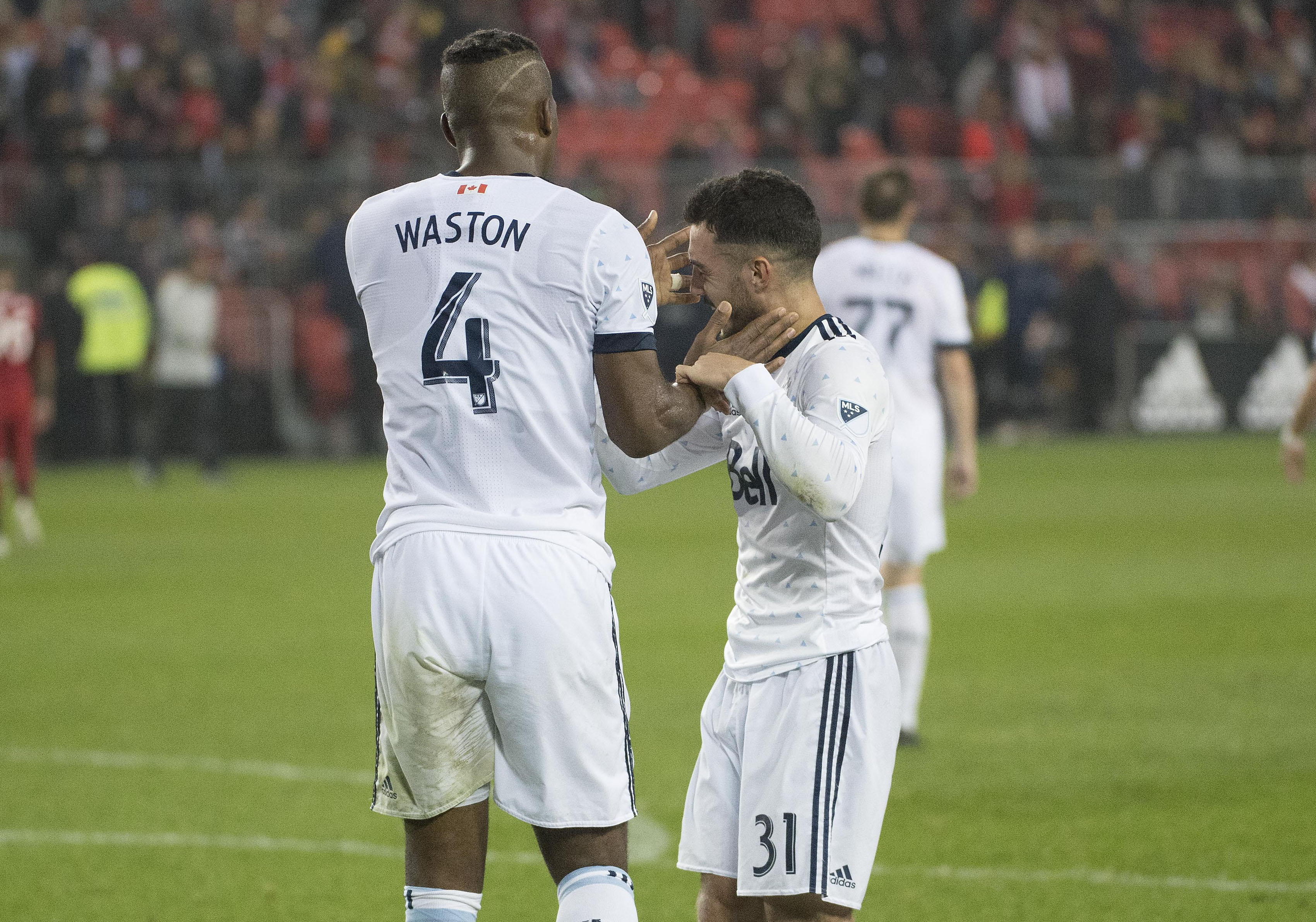 timeless design 92897 7a588 Vancouver Whitecaps and the 2018 MLS Playoffs - Eighty Six ...