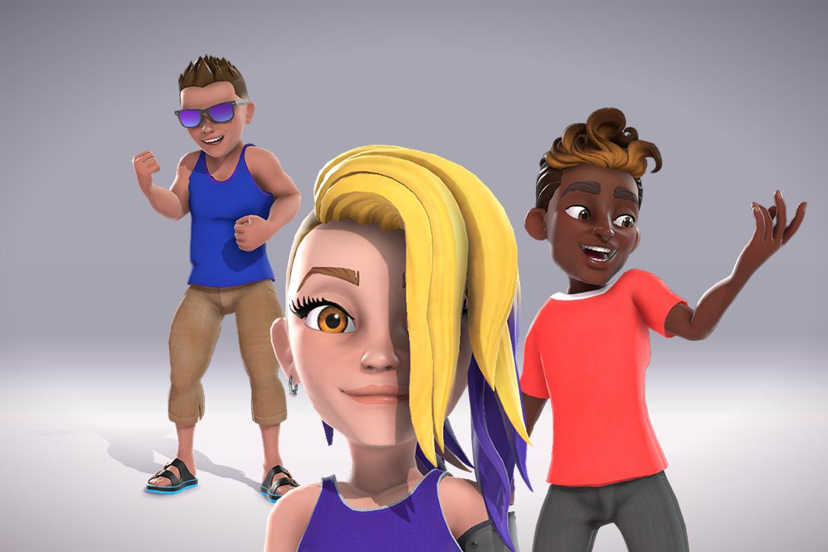 Latest Xbox One update finally brings back Avatars