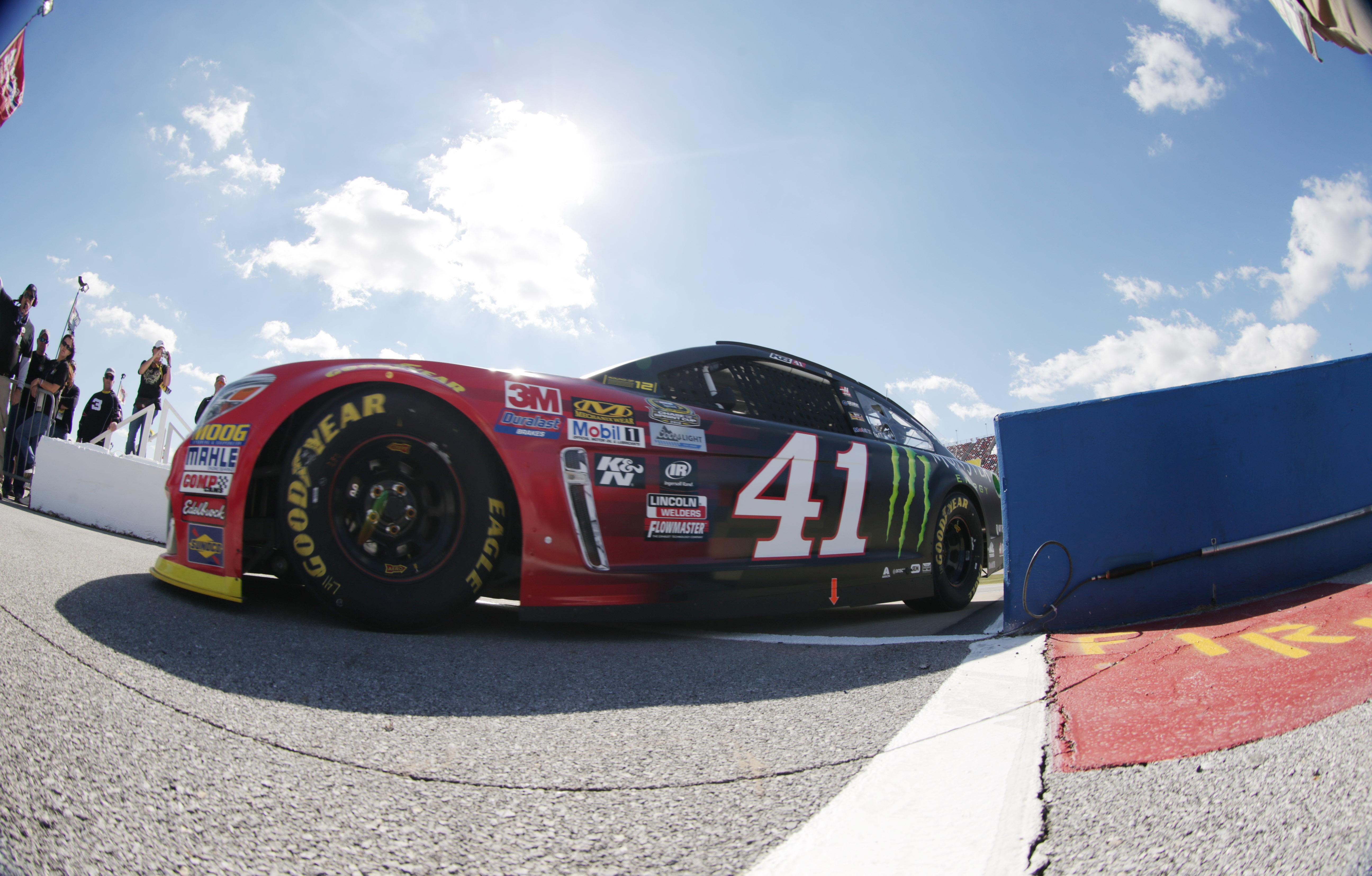 NASCAR: Alabama 500-Practice