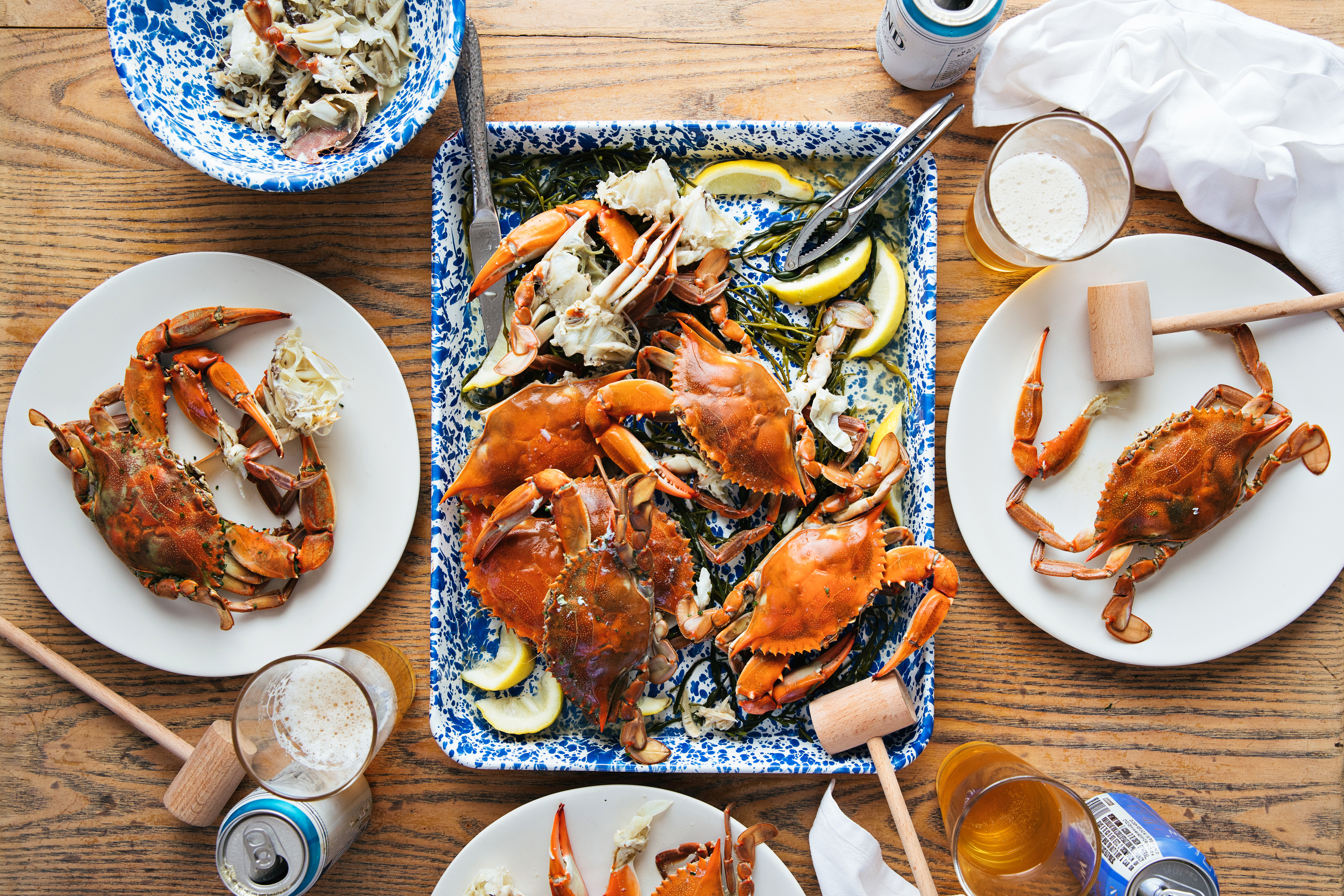 Nico Wants to Lure Diners With Blue Crabs on Tuesdays