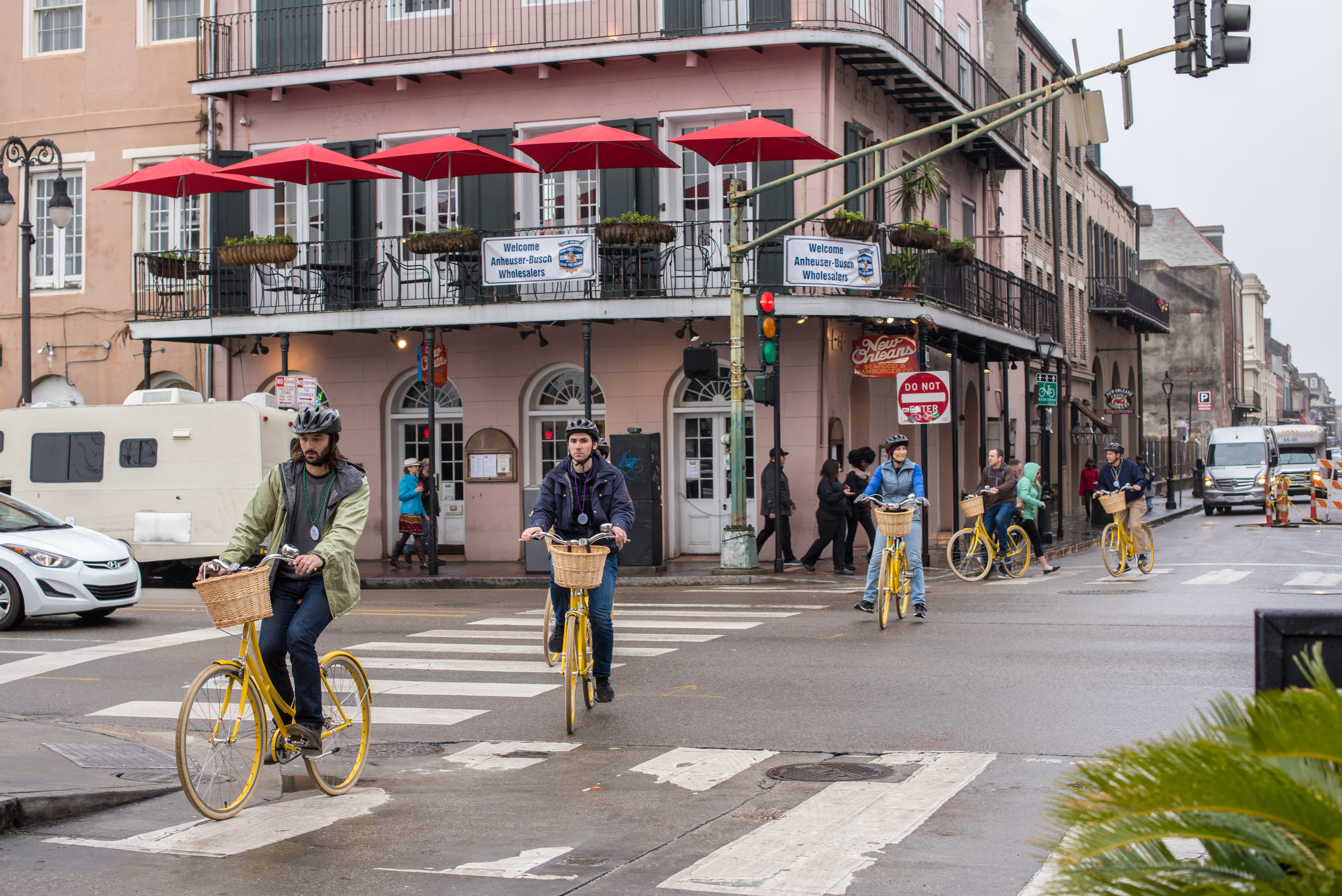 Good news for cyclists in New Orleans