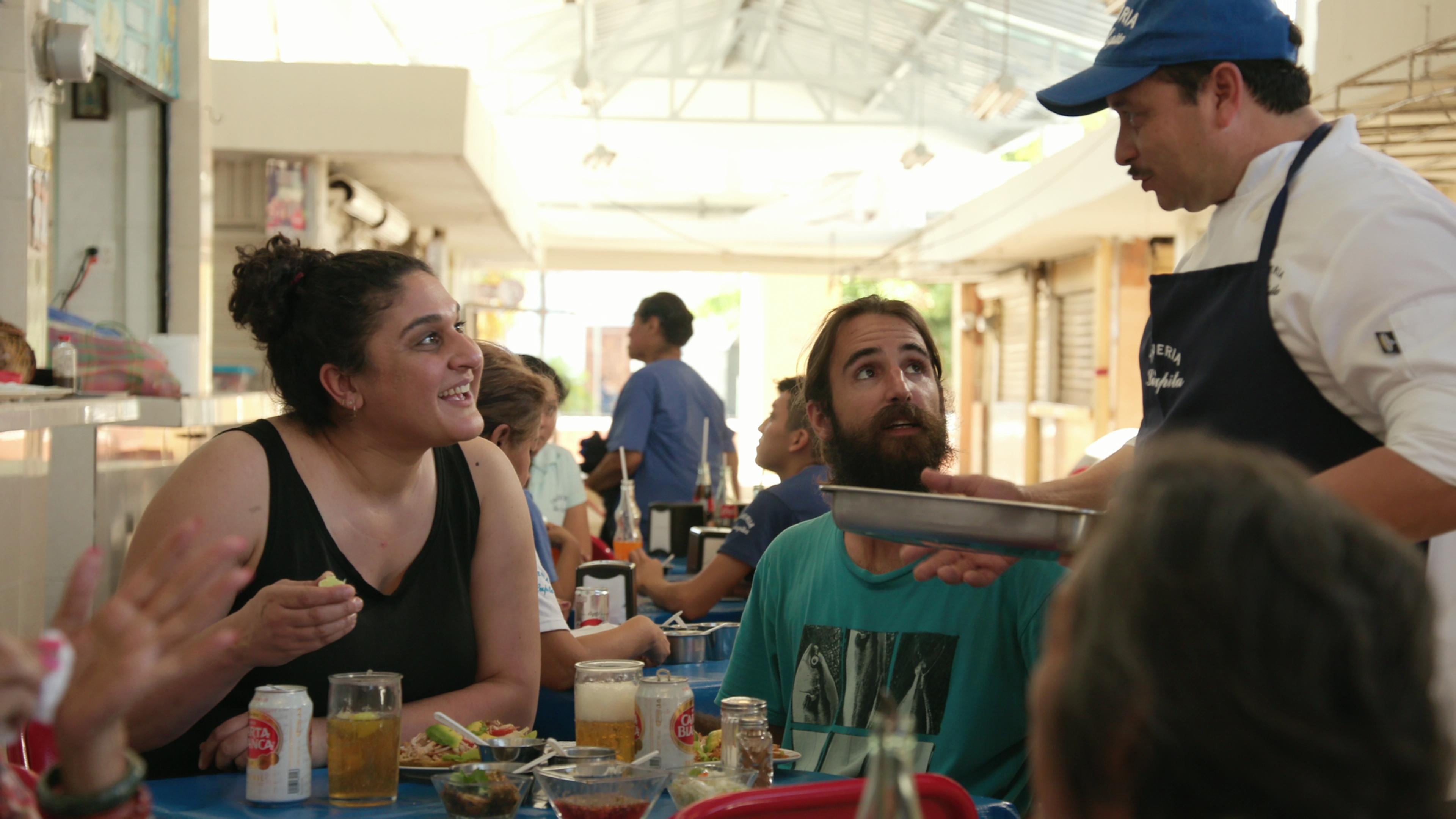'Salt, Fat, Acid, Heat' Recap: Samin Heads to Mexico for a Study in Citrus