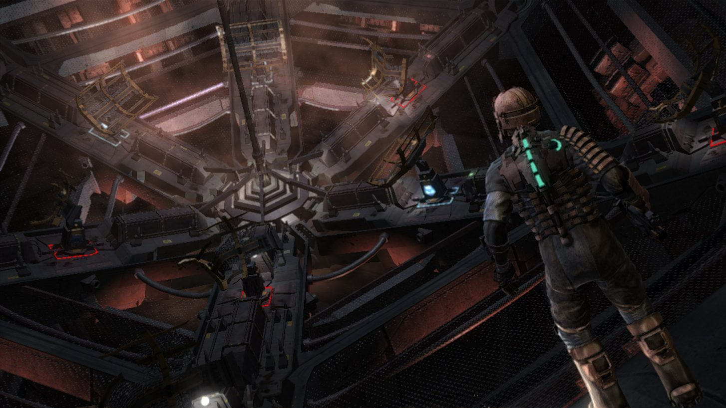 Dead Space proved that in horror games, bigger isn't always better