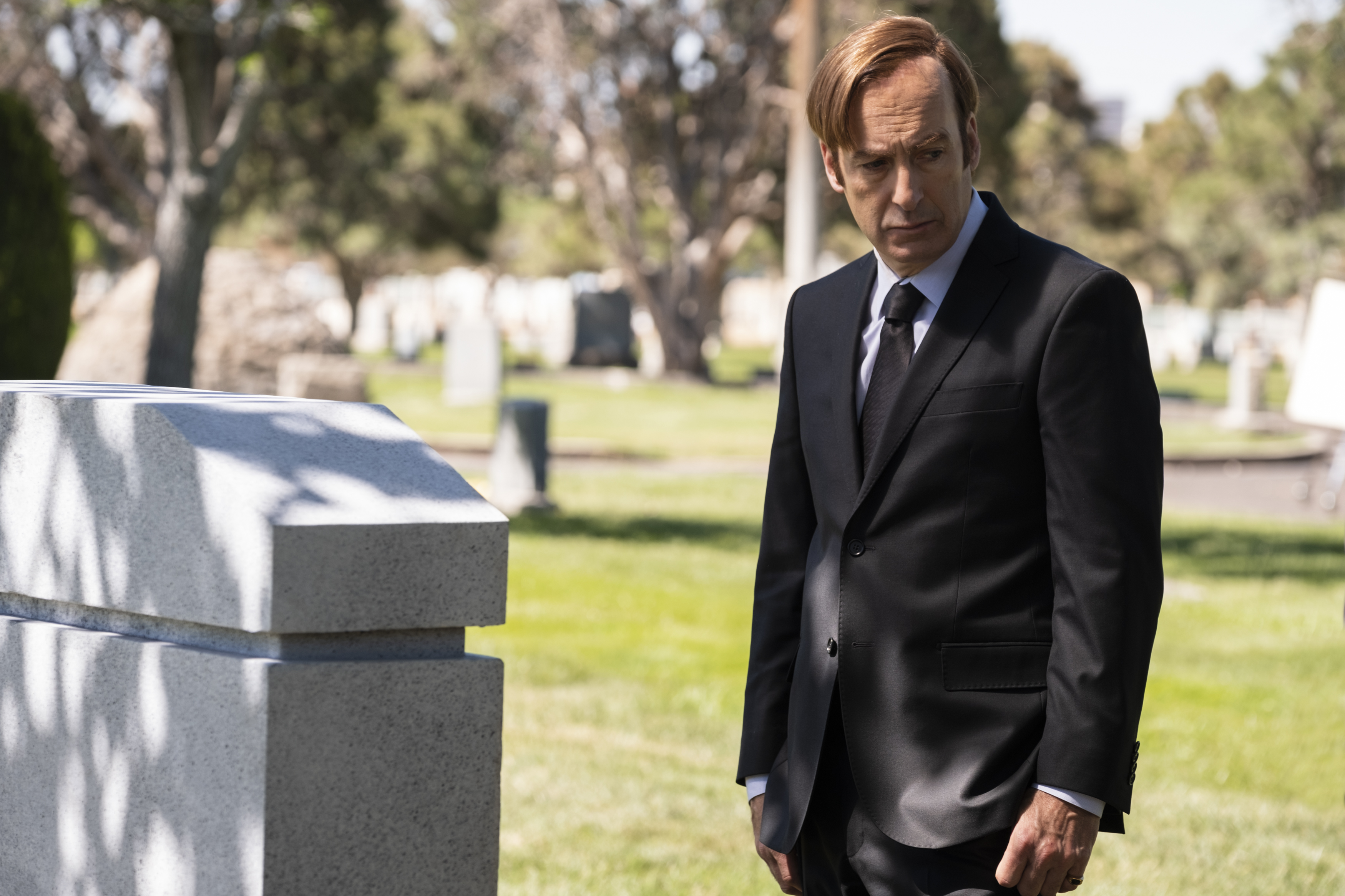 Better Call Saul is nearing its end game. Here's how long its showrunner thinks it has left.