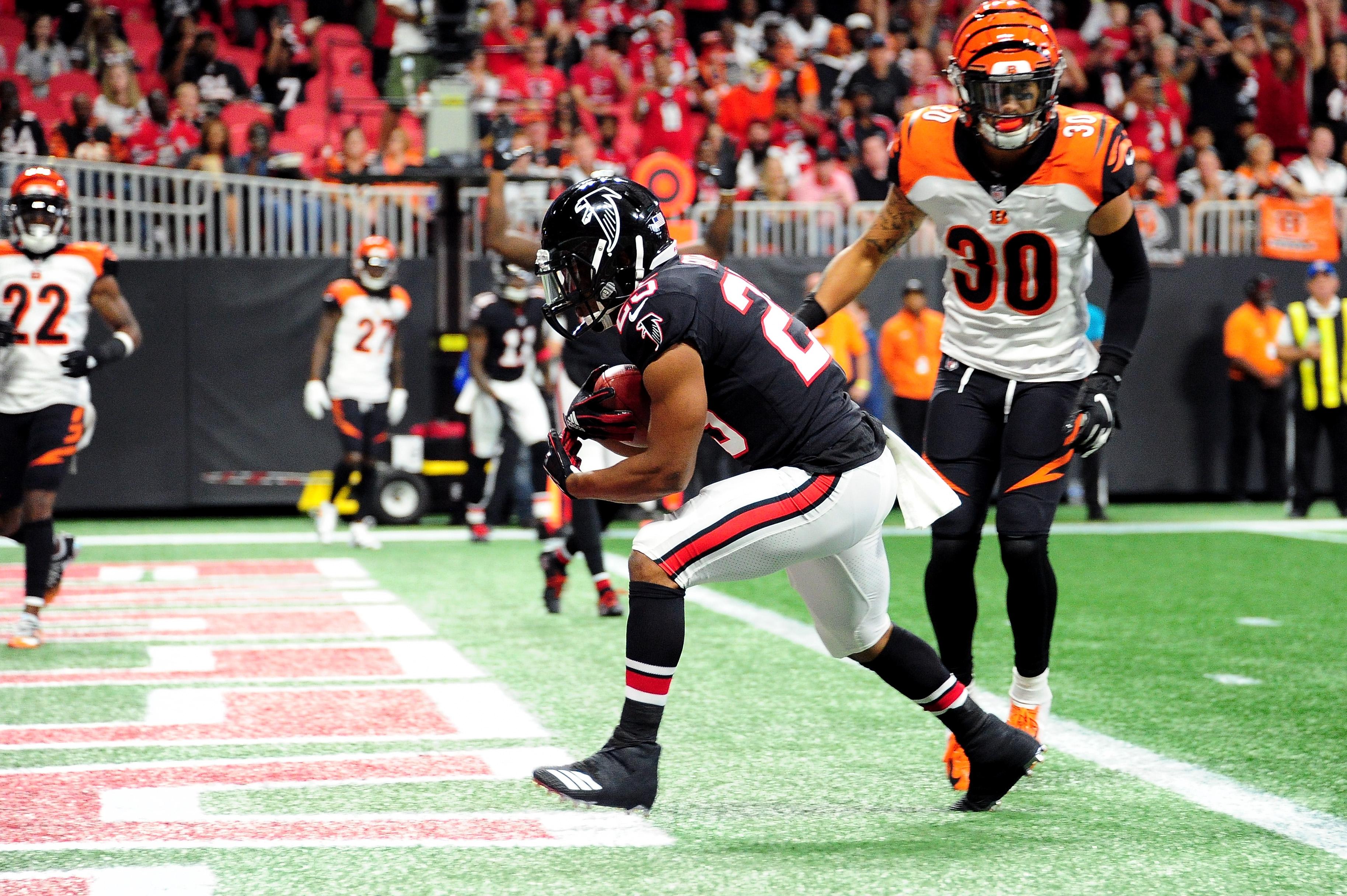 Cincinnati Bengals v Atlanta Falcons