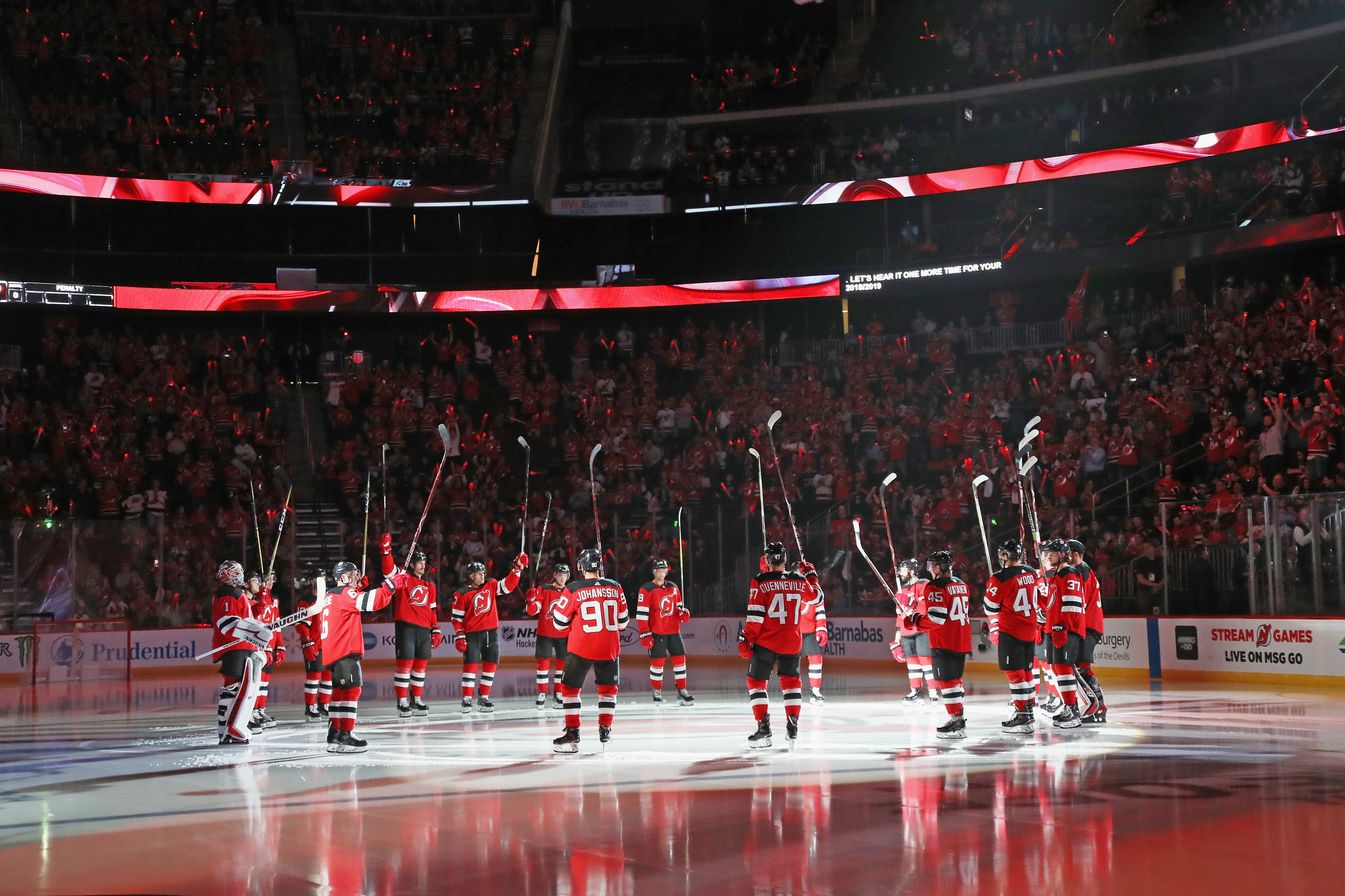 2ba53443a How the New Jersey Devils 6-0 Rout of Capitals Stacks Up in Franchise  History