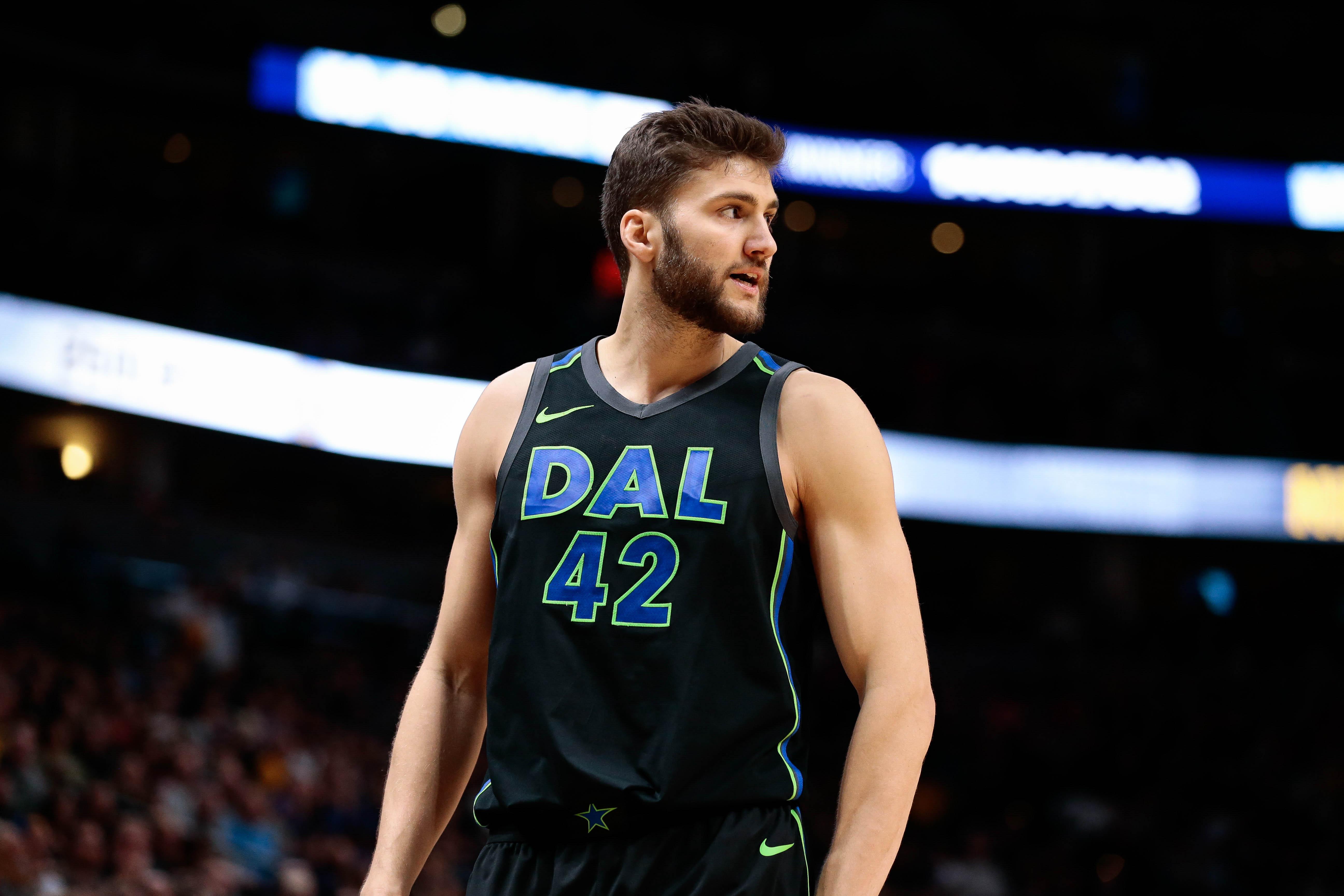 NBA: Dallas Mavericks at Denver Nuggets
