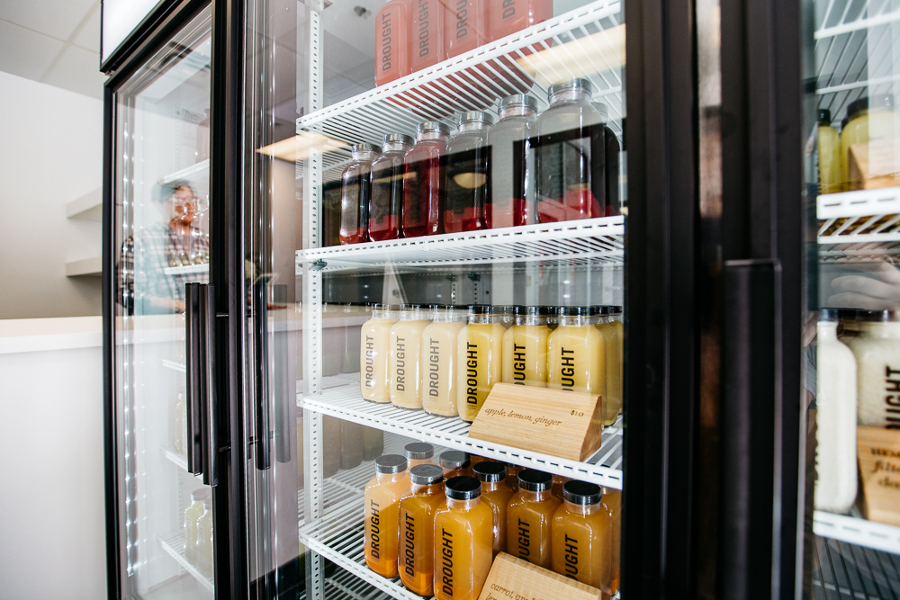 Cold-Pressed Juice Maker Drought Is Shutting Down Two Shops