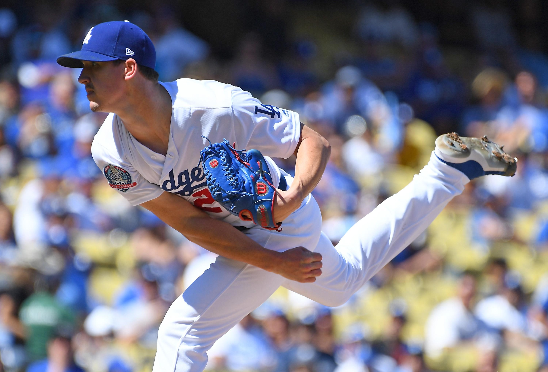 National League Tiebreaker Game - Colorado Rockies v Los Angeles Dodgers