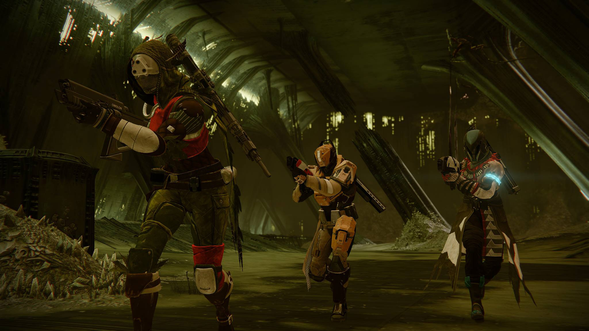 Destiny 2 glitch suggests a return to a familiar location