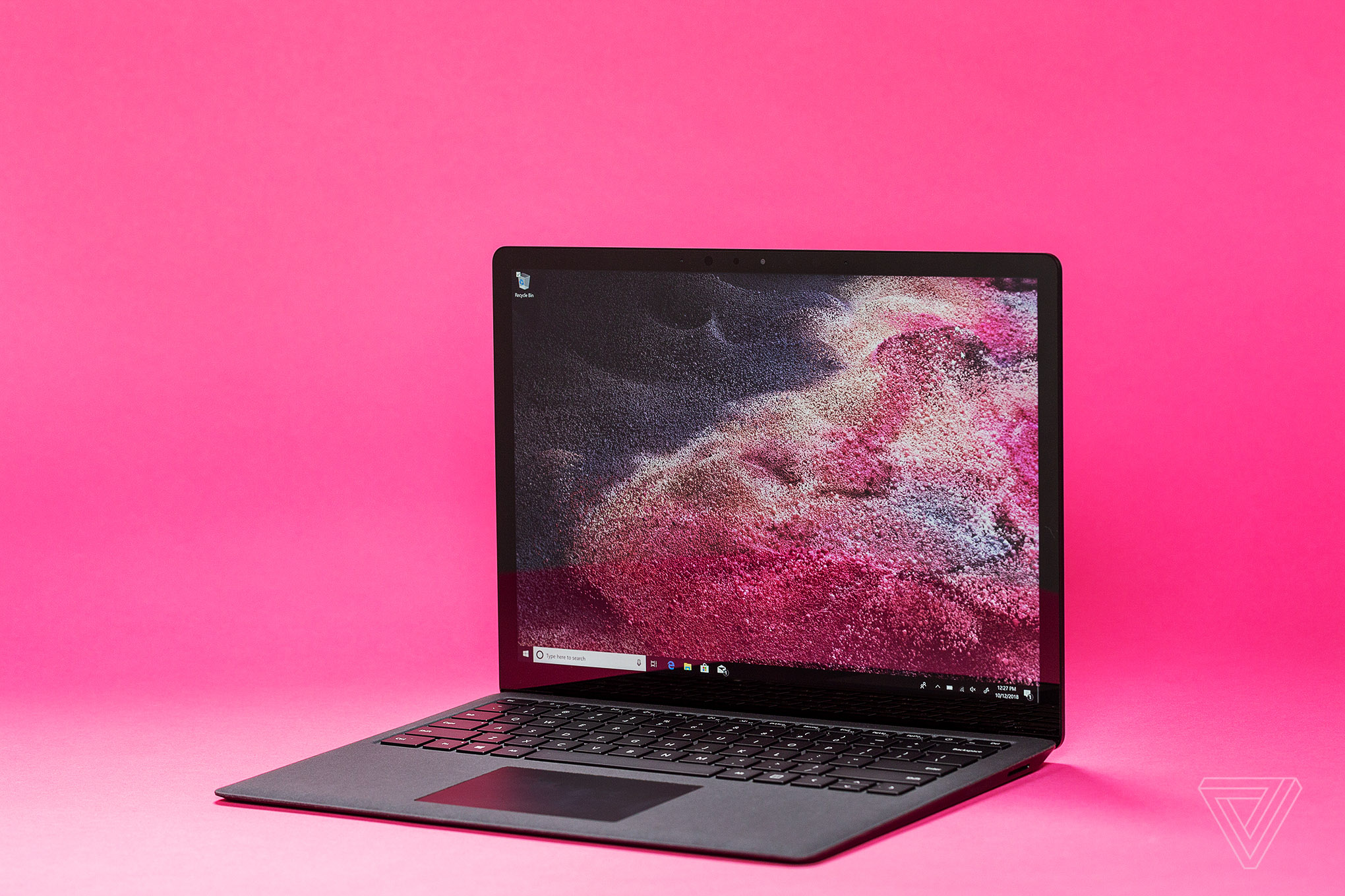 Microsoft Surface Laptop 2 review: if it ain't broke - The Verge
