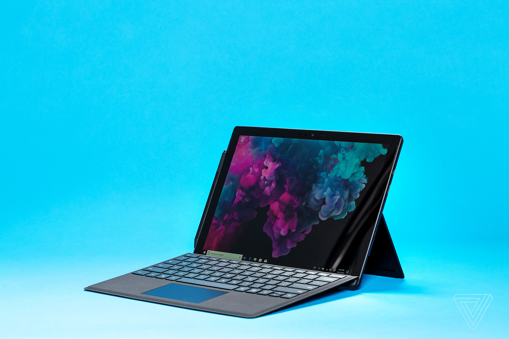 Microsoft Surface Pro 6 review: a familiar bet - The Verge
