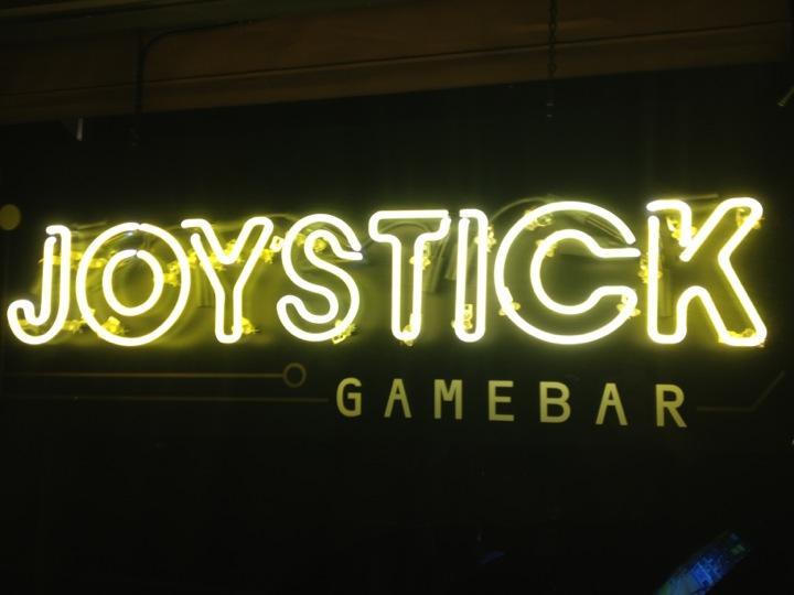 Joystick Gamebar