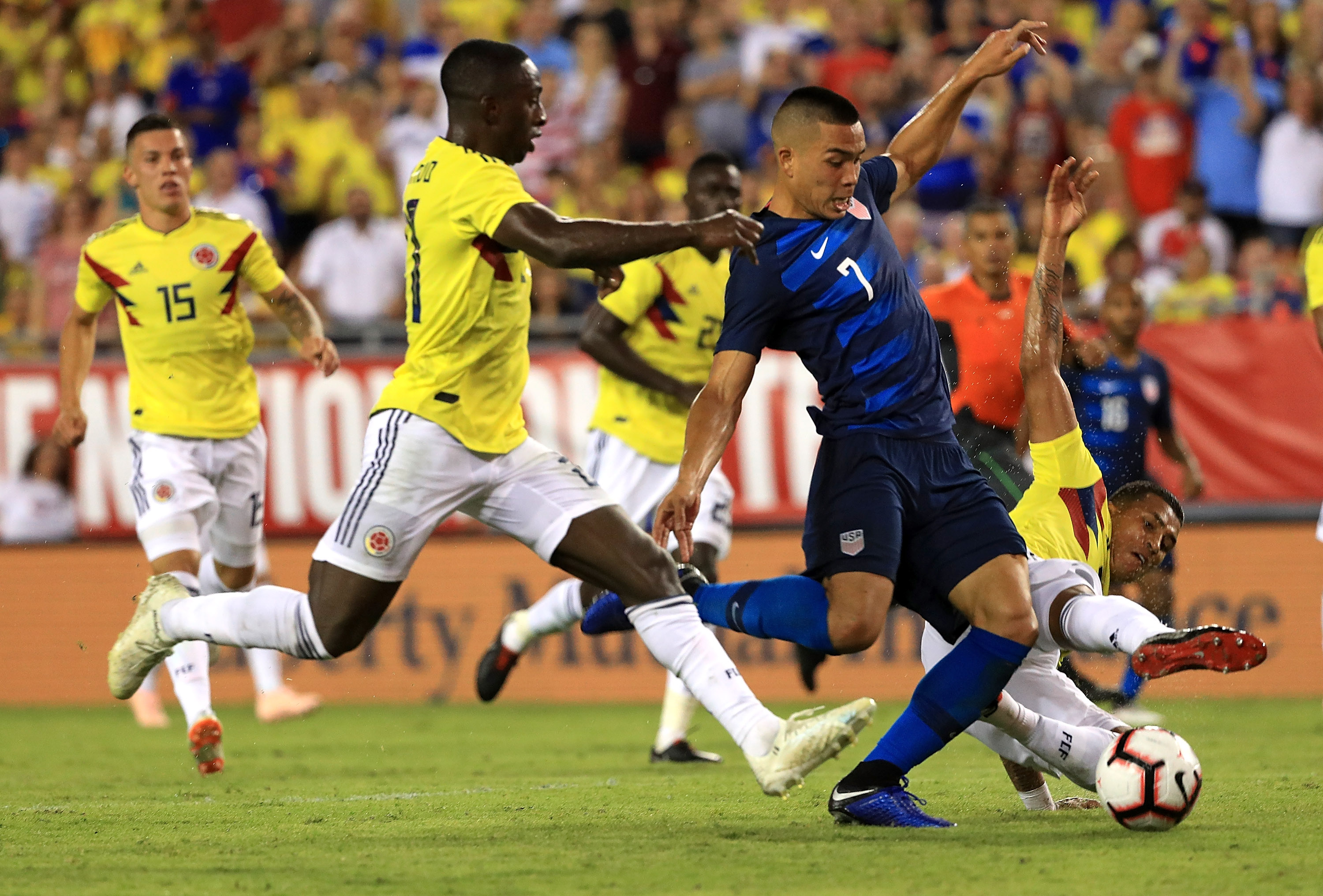Colombia v United States