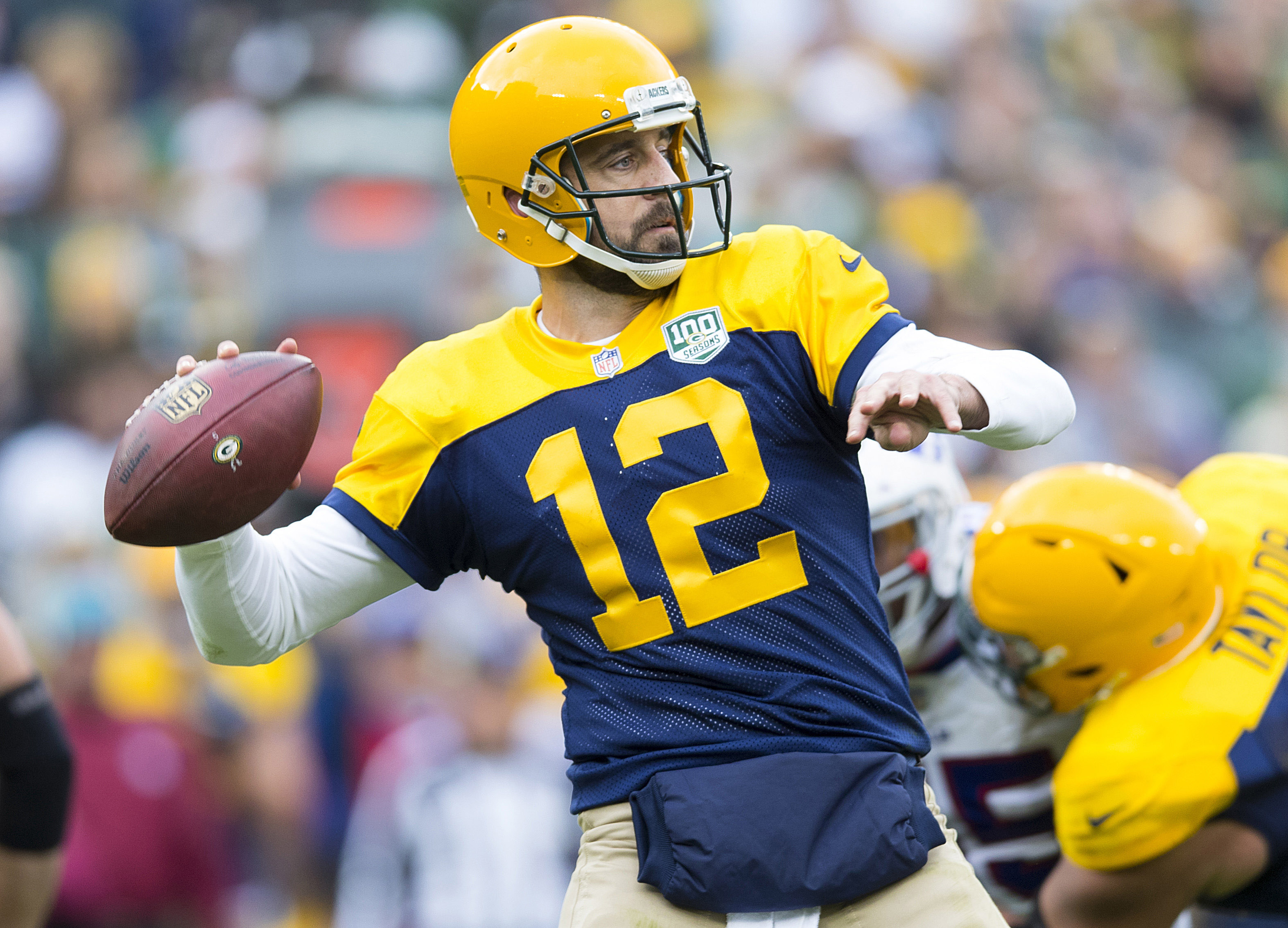 NFL: Buffalo Bills at Green Bay Packers