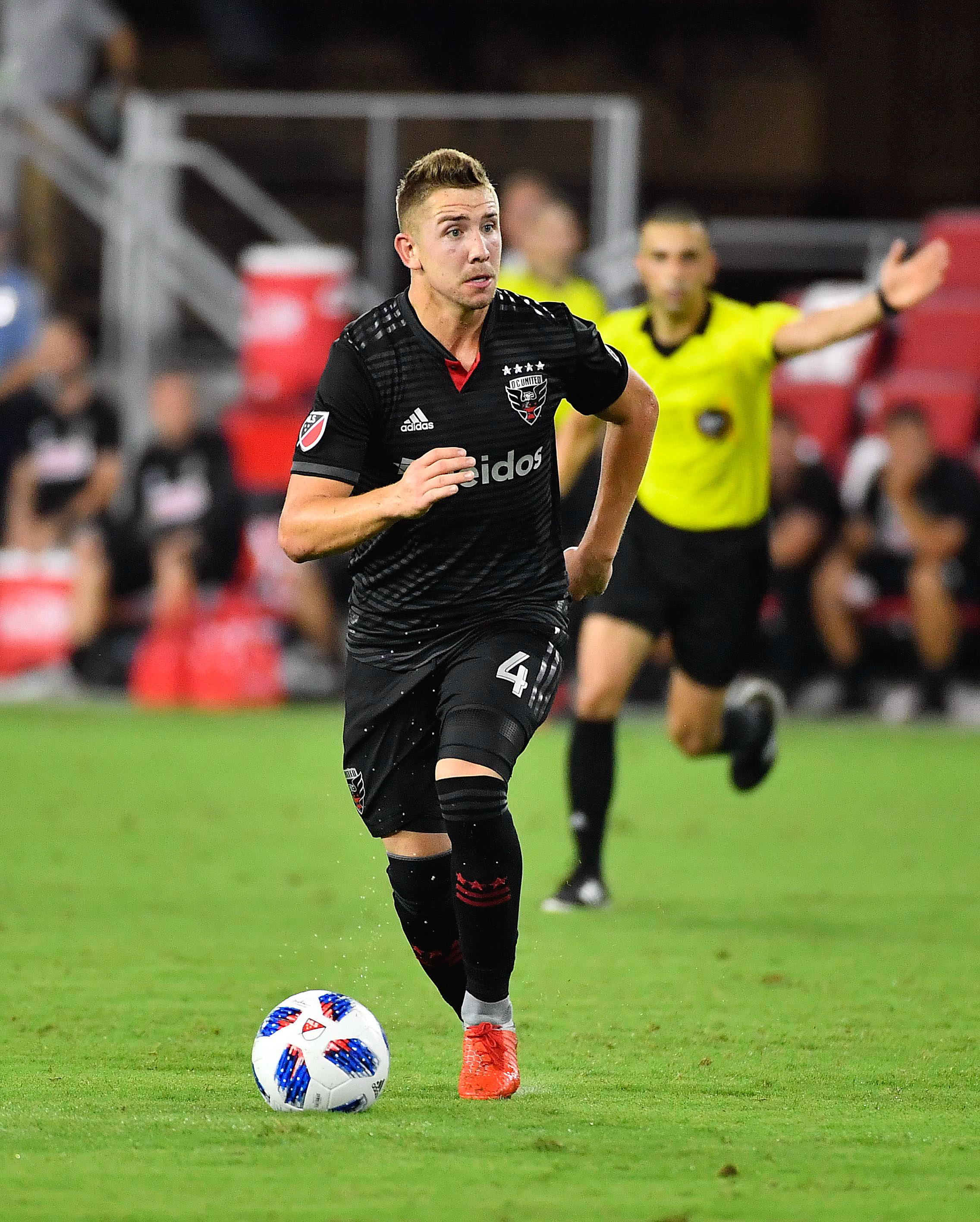 062050ef Russell Canouse may be D.C. United's most important recent signing - Black  And Red United