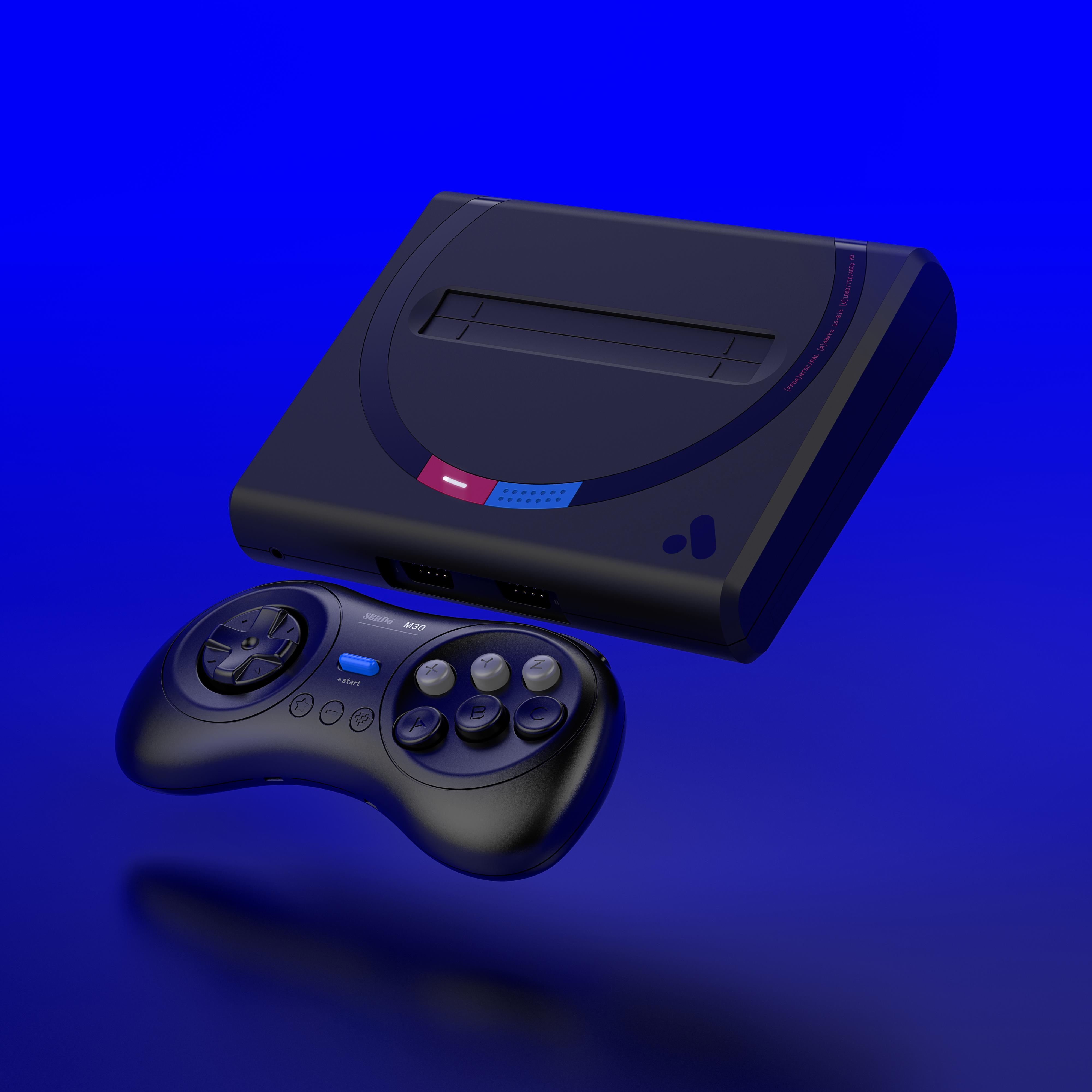 Sega Genesis finally gets the HD console it deserves - Polygon
