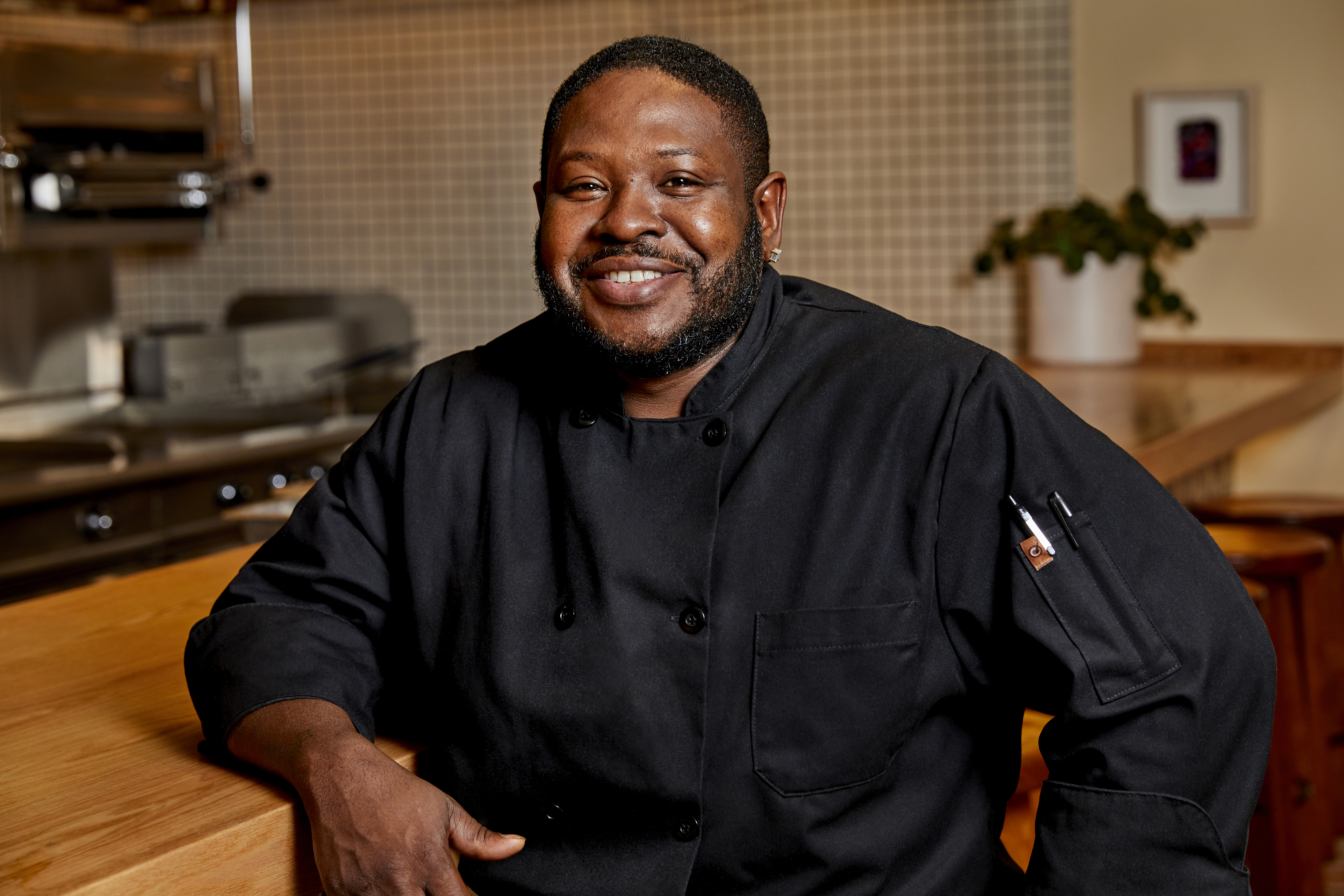Keith Corbin, chef at Alta Adams